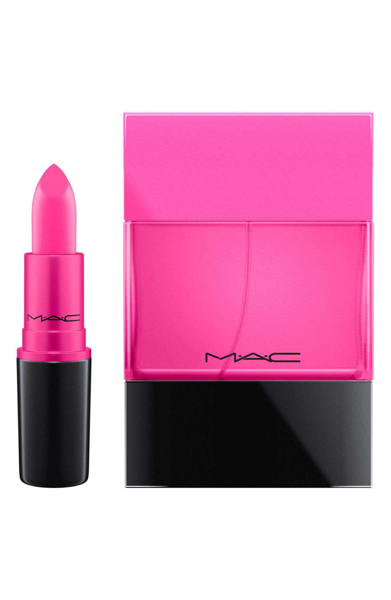 MAC Candy Yum-Yum Shadescent Lipstick,                             Alternate thumbnail 4, color,                             Candy Yum Yum