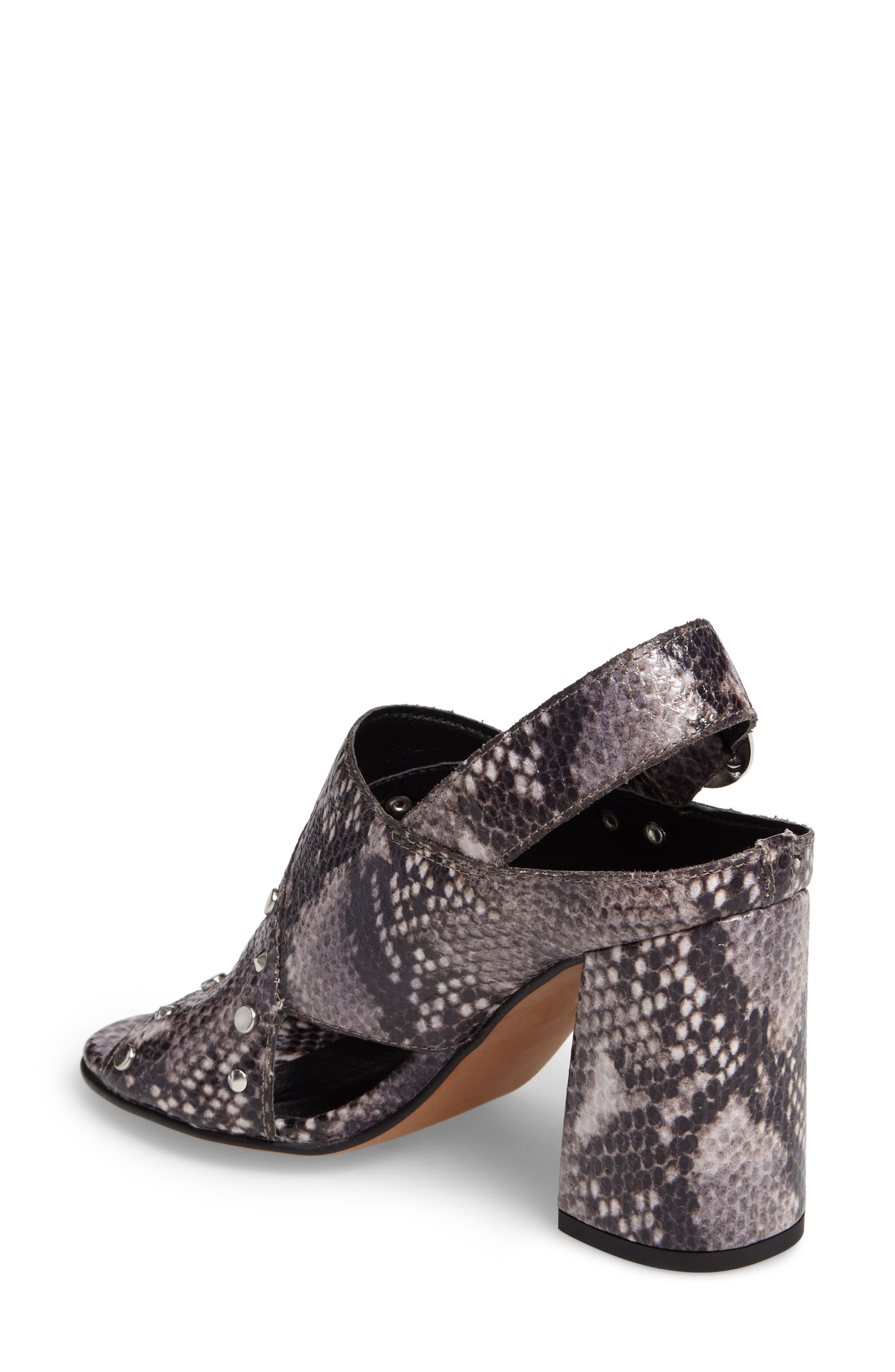 Alternate Image 2  - Topshop Nixie Block Heel Sandal (Women)