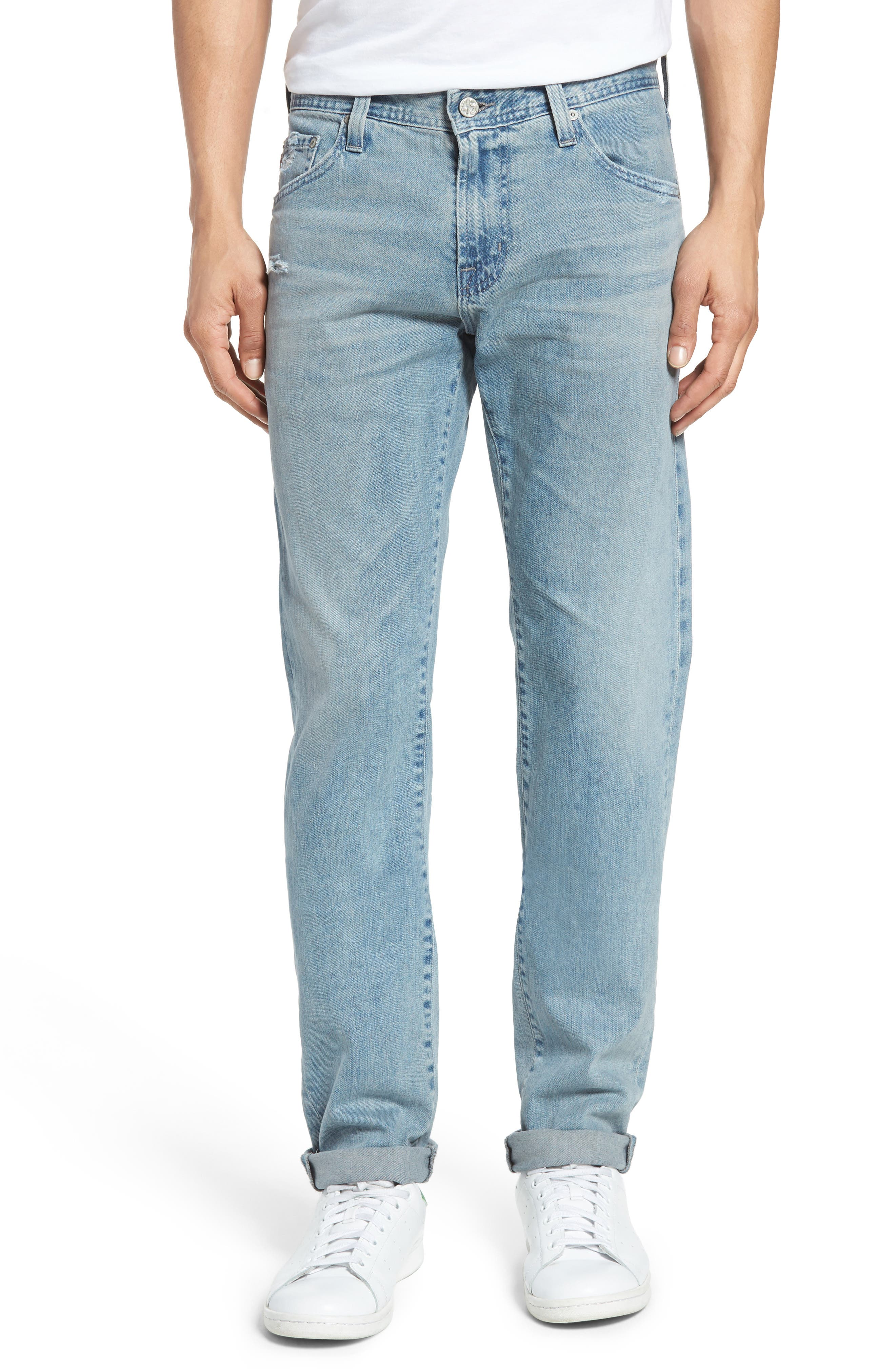 AG Tellis Slim Fit Jeans (20 Years Anchor)
