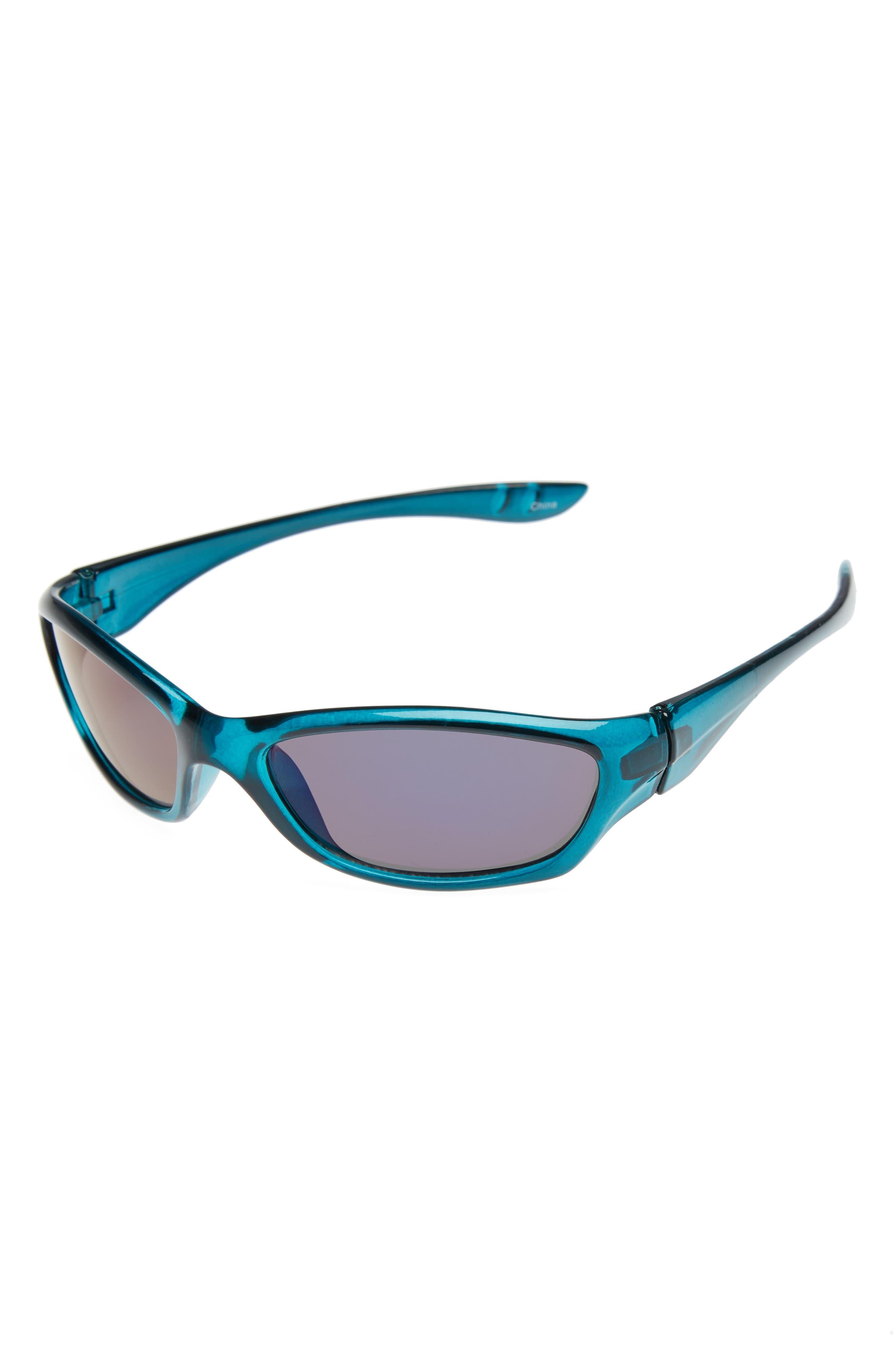 ICON EYEWEAR Wraparound Sunglasses