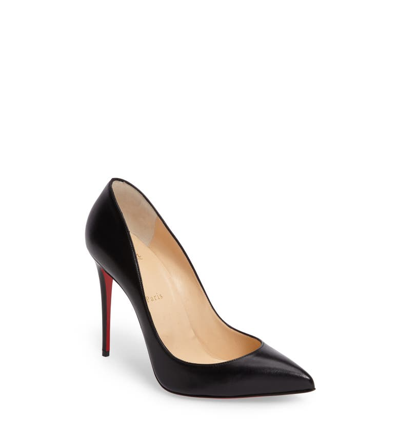 Main Image - Christian Louboutin Pigalle Follies Pointy Toe Pump (Women)