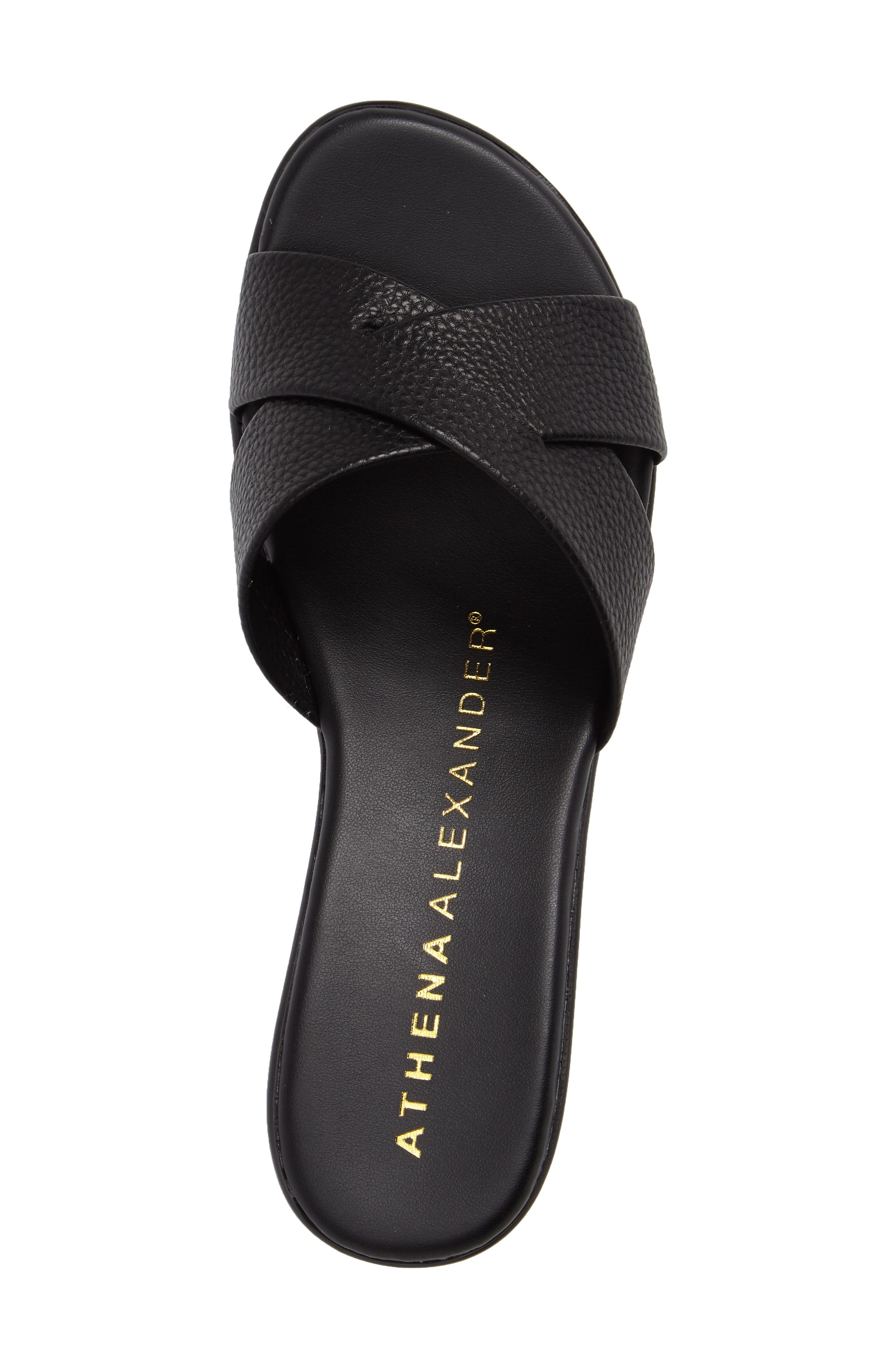 Alternate Image 5  - Athena Alexander Verna Wedge Slide (Women)