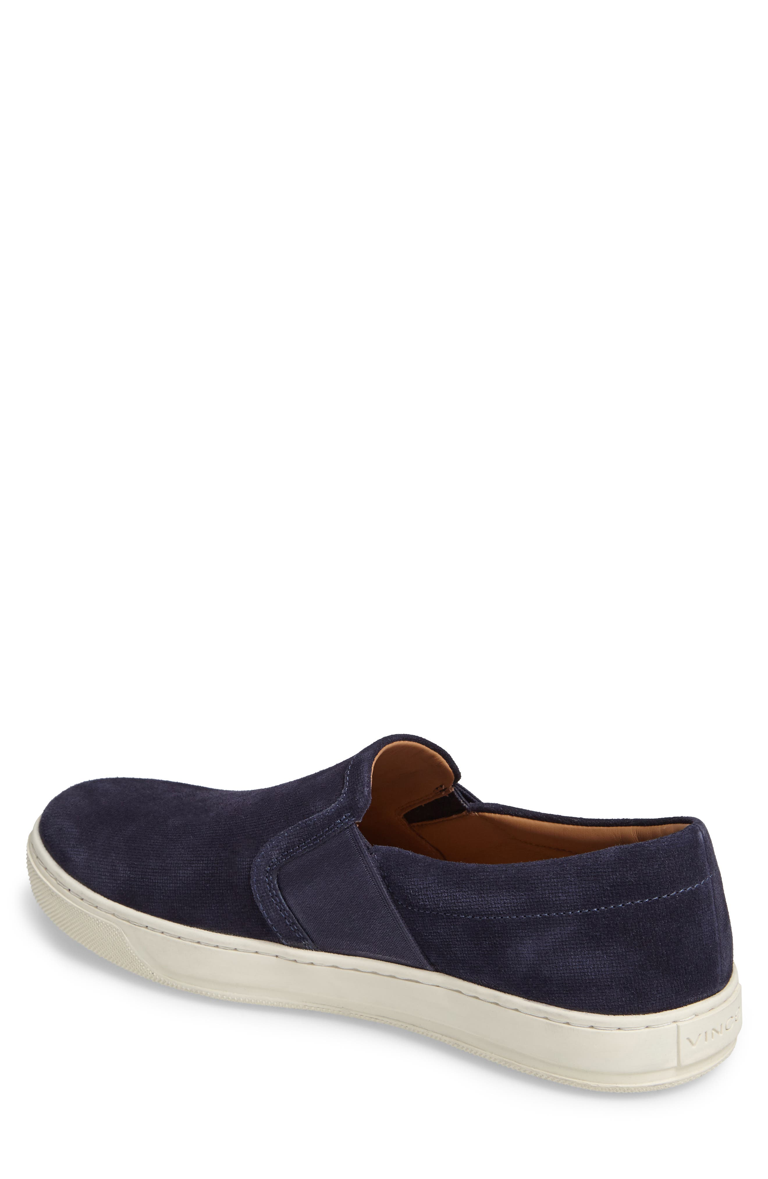 Adler Slip-On,                             Alternate thumbnail 2, color,                             Coastal Suede