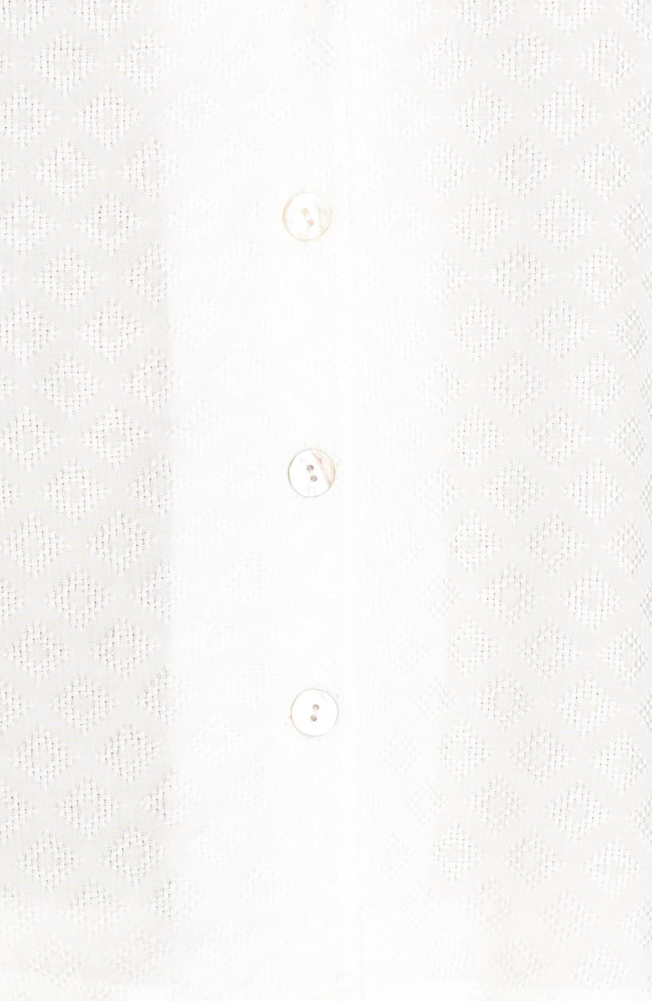 Alternate Image 5  - Flora Nikrooz Laurel Short Pajamas