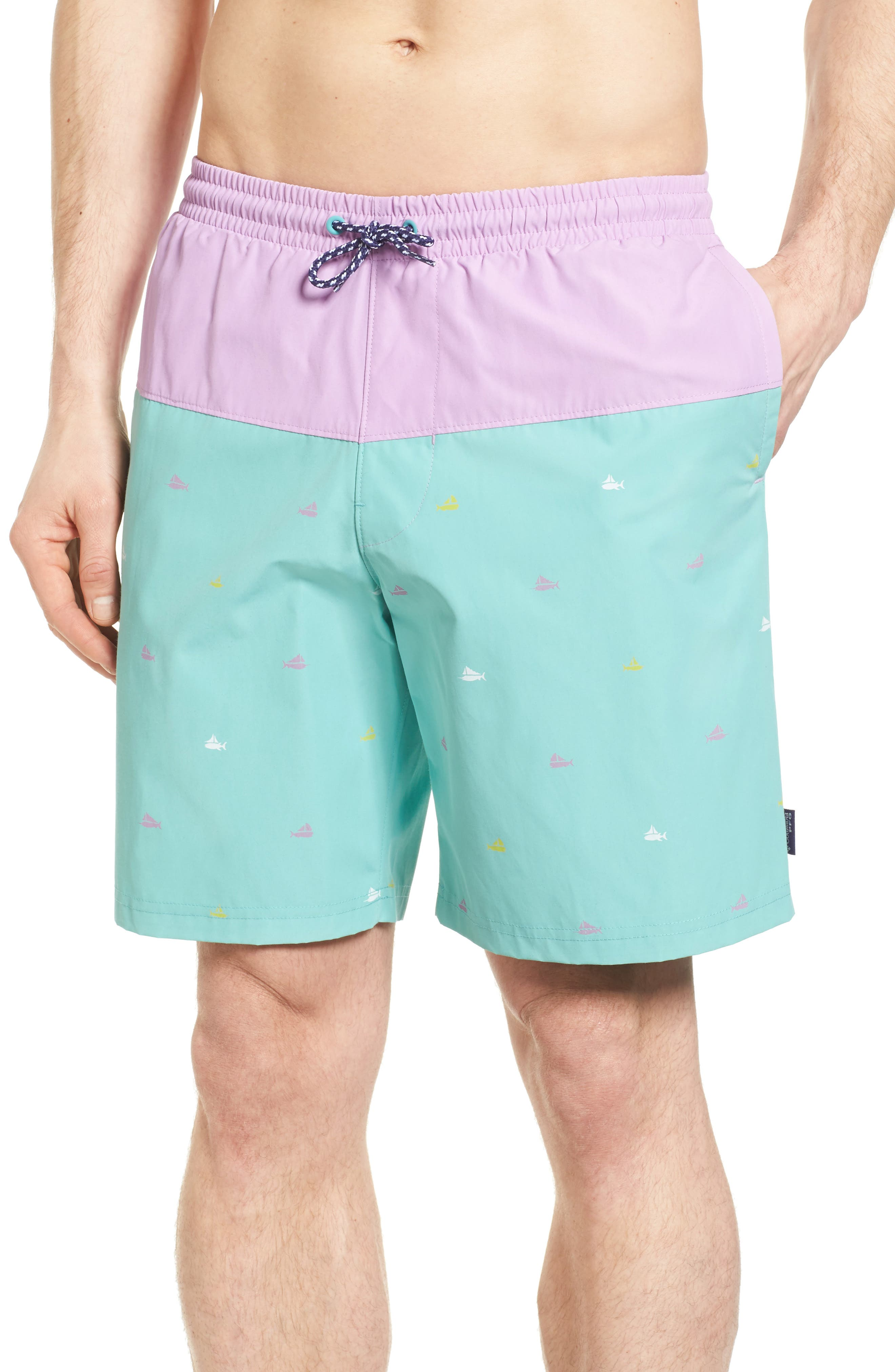 Columbia PFG Harborside Swim Trunks