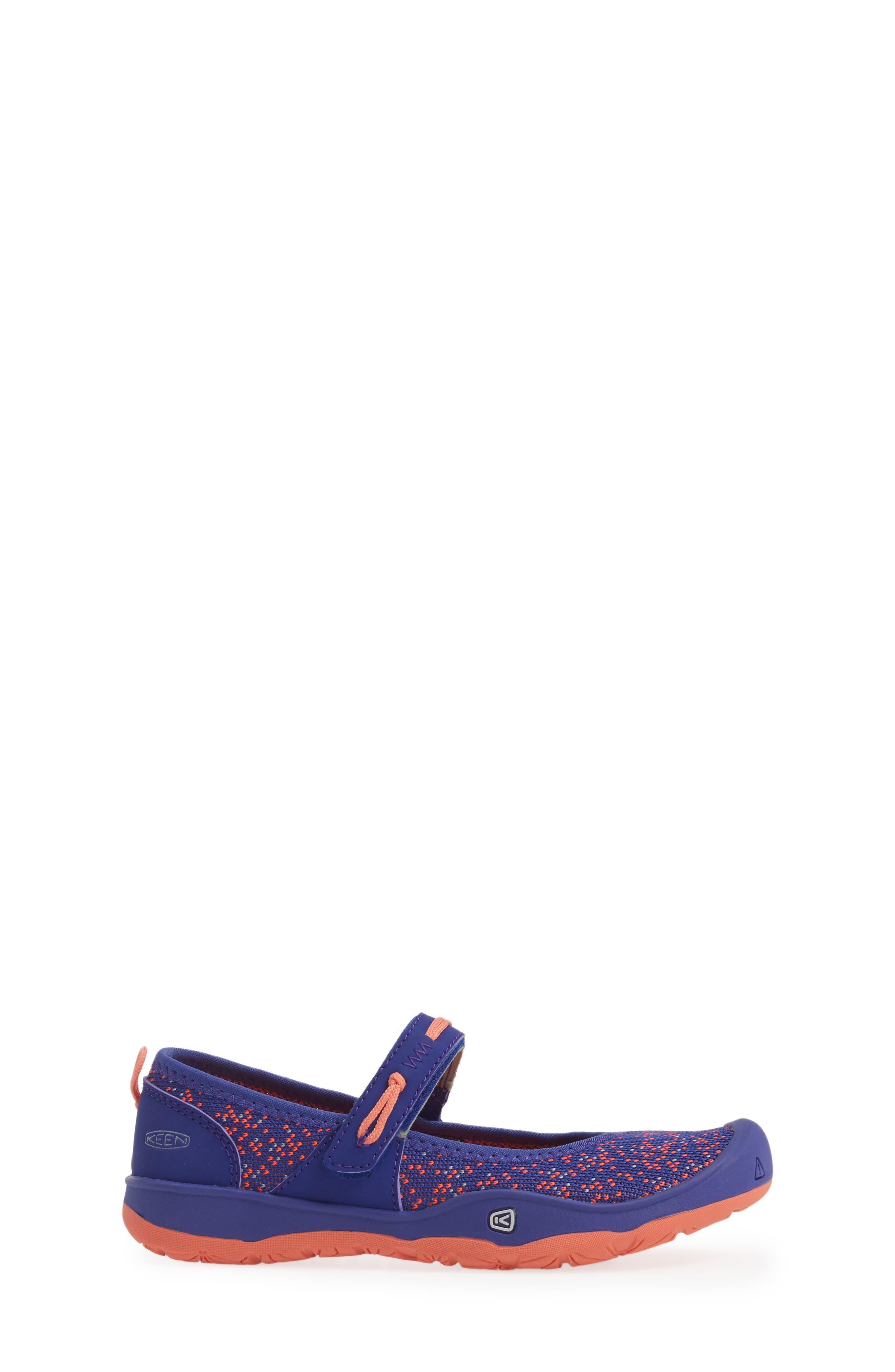 Moxie Mary Jane,                             Alternate thumbnail 3, color,                             Purple/ Fusion Coral