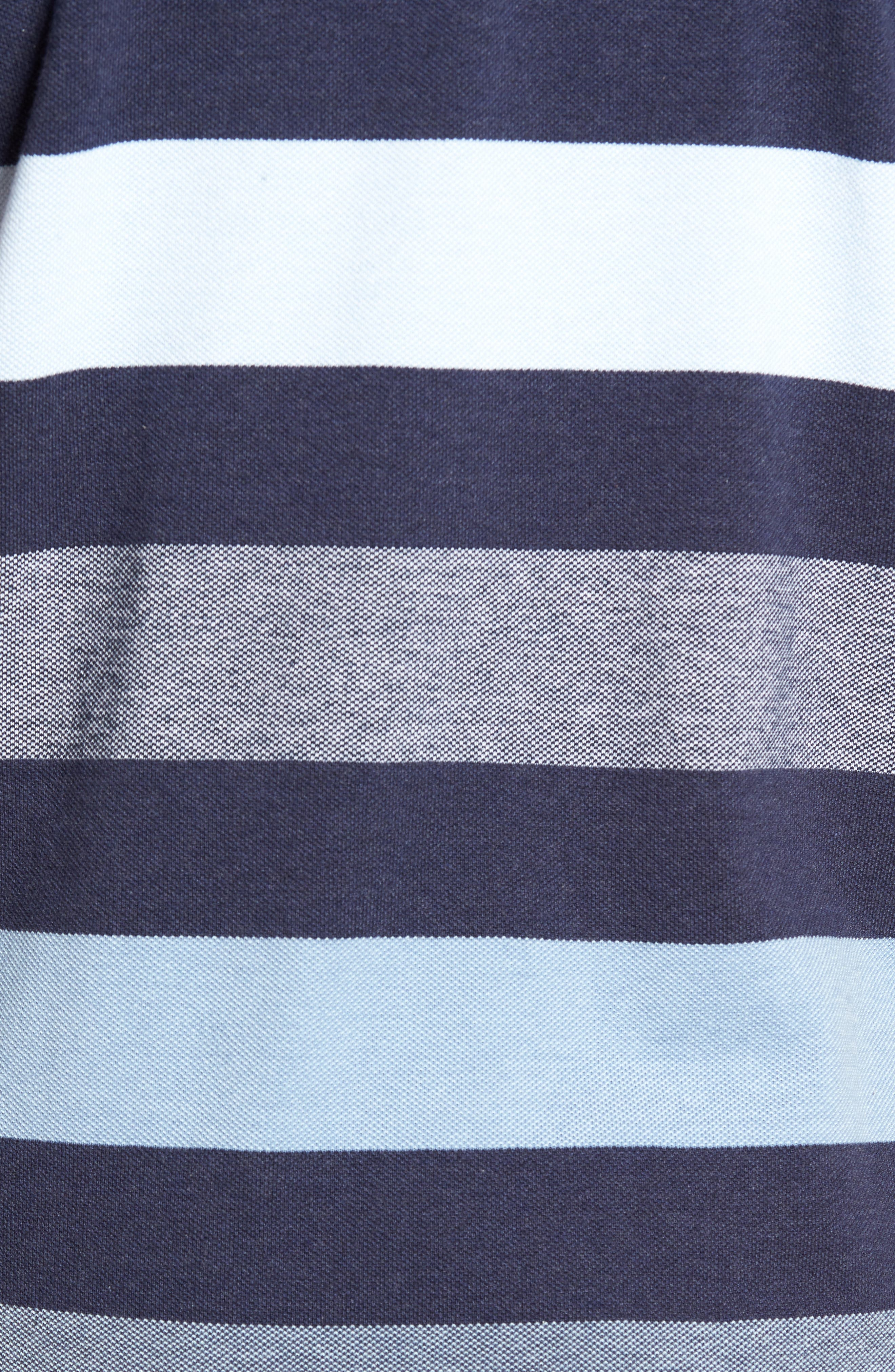 Alternate Image 5  - Rodd & Gunn Hutt Valley Stripe Piqué Polo