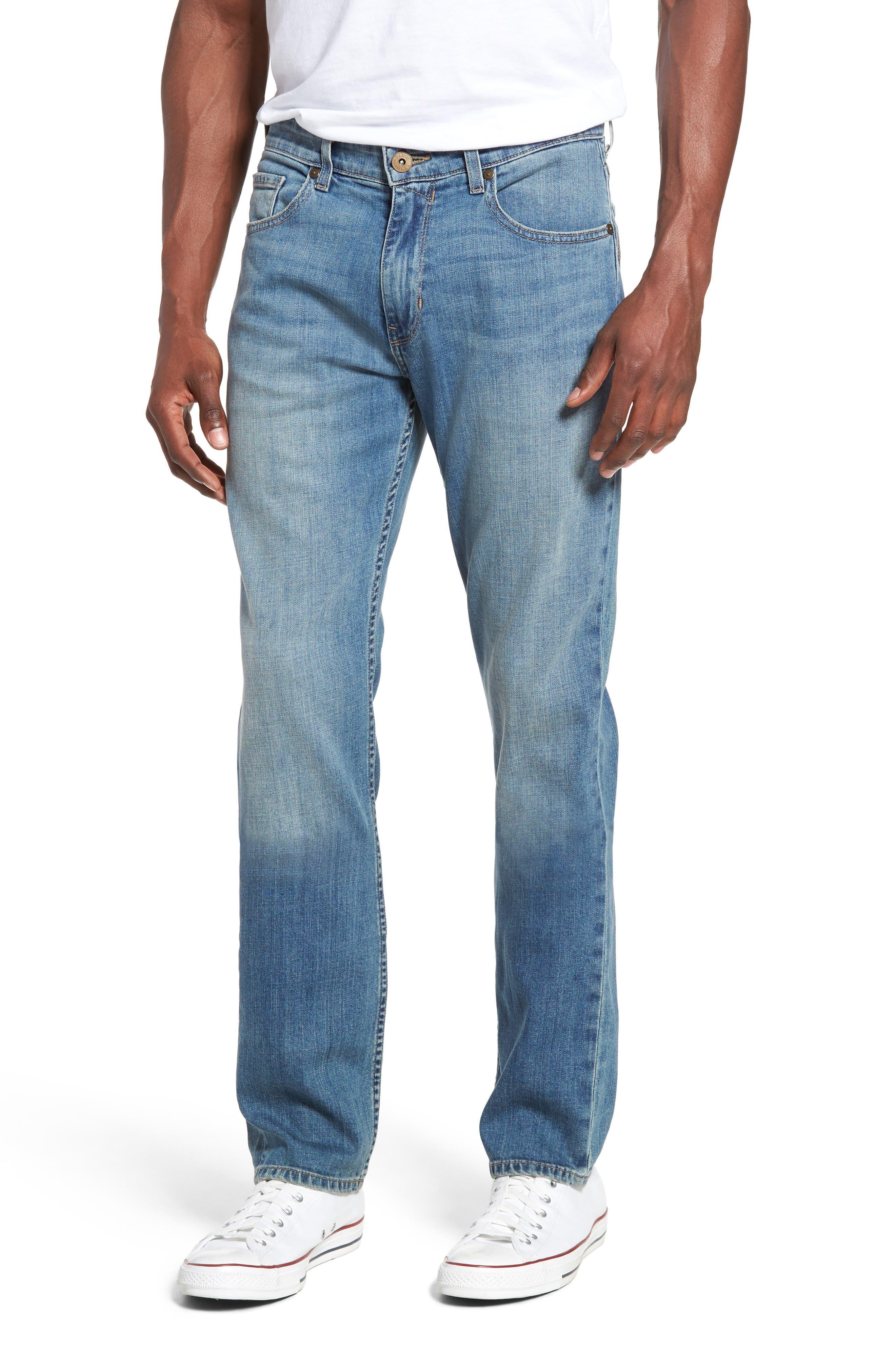 Main Image - PAIGE Legacy - Lennox Slim Fit Jeans (Burke)