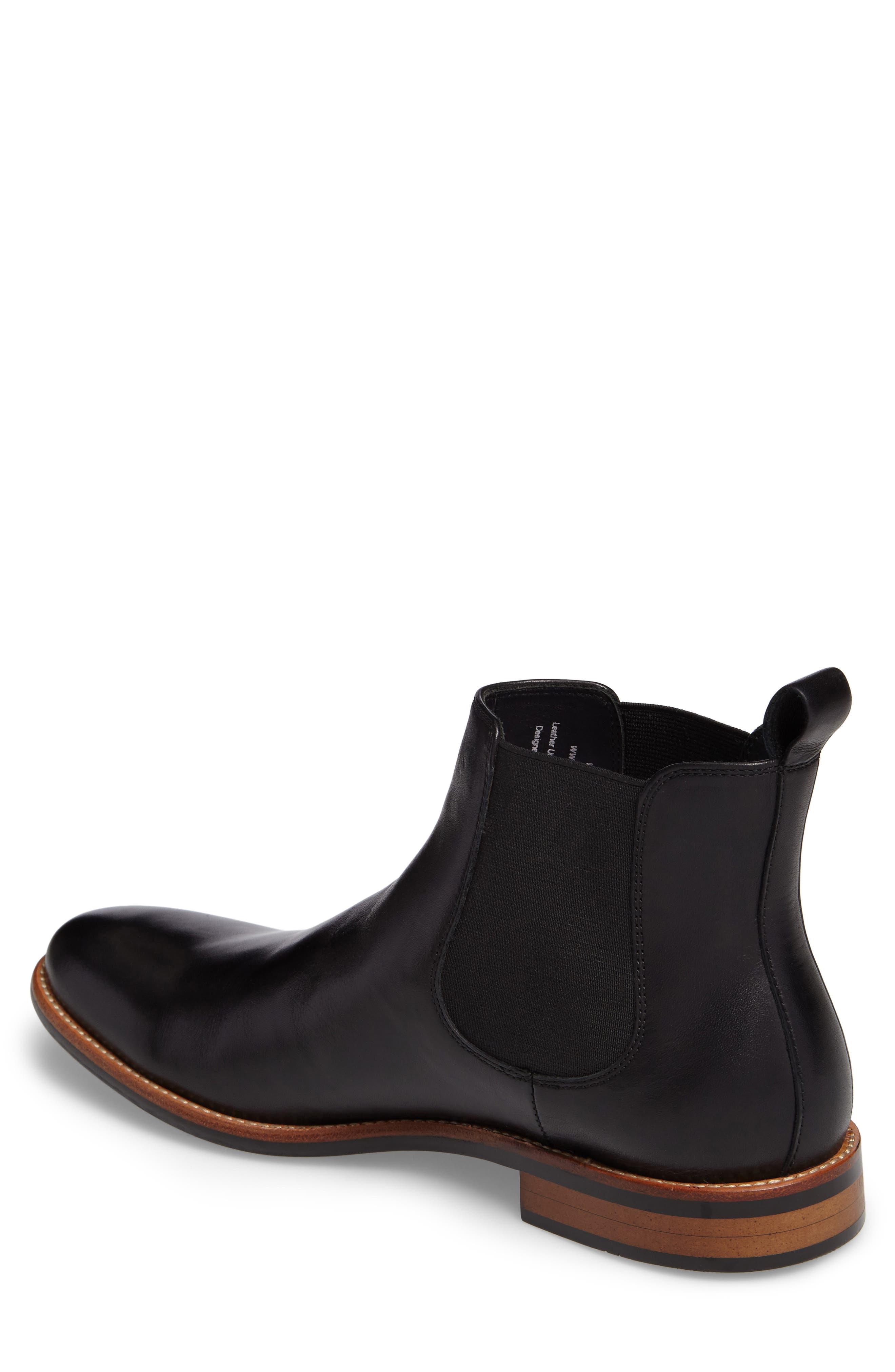 Alternate Image 2  - Gordon Rush 'Wallis' Chelsea Boot (Men)