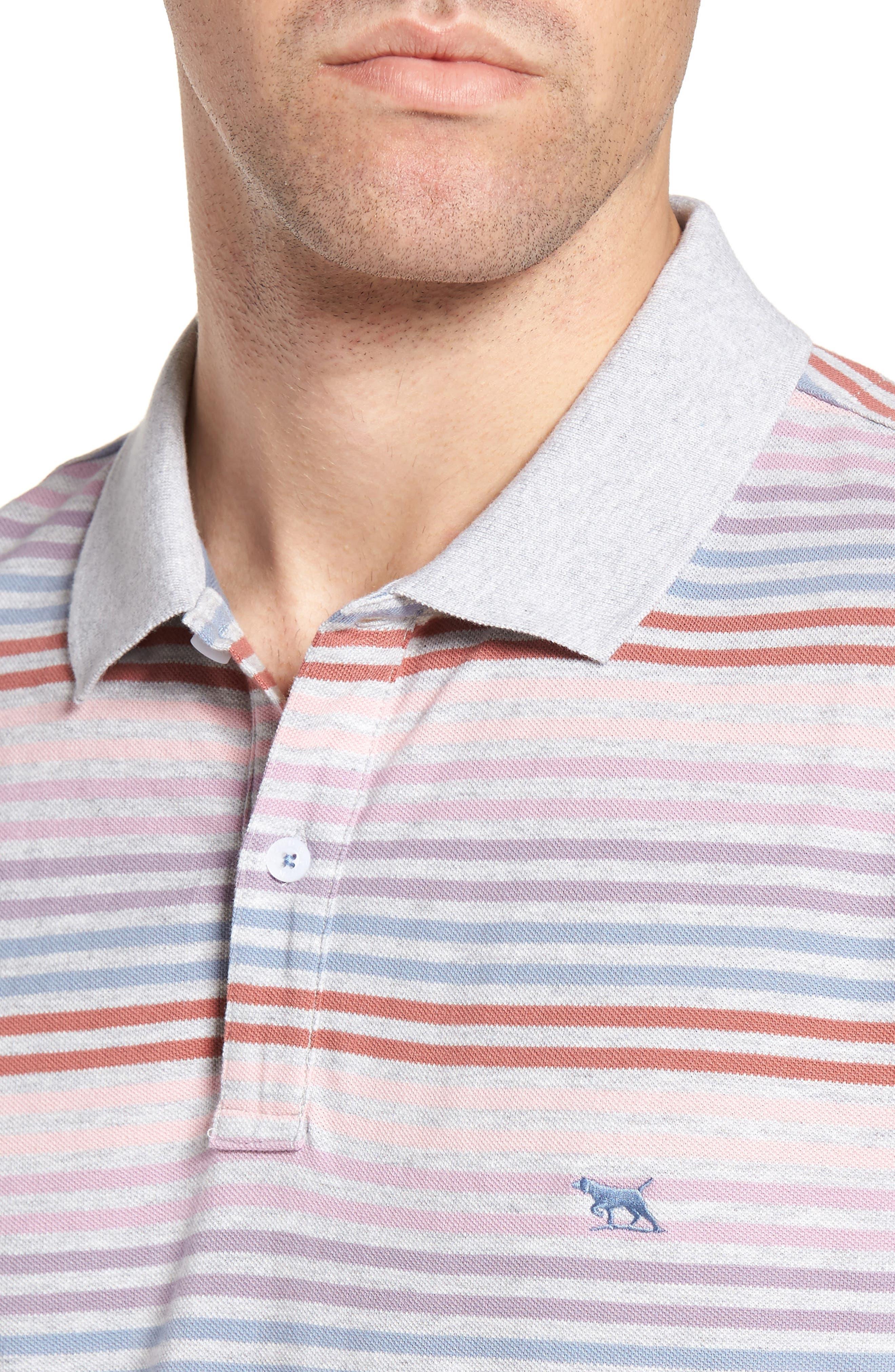 Alternate Image 4  - Rodd & Gunn Kingseat Sports Fit Cotton Polo