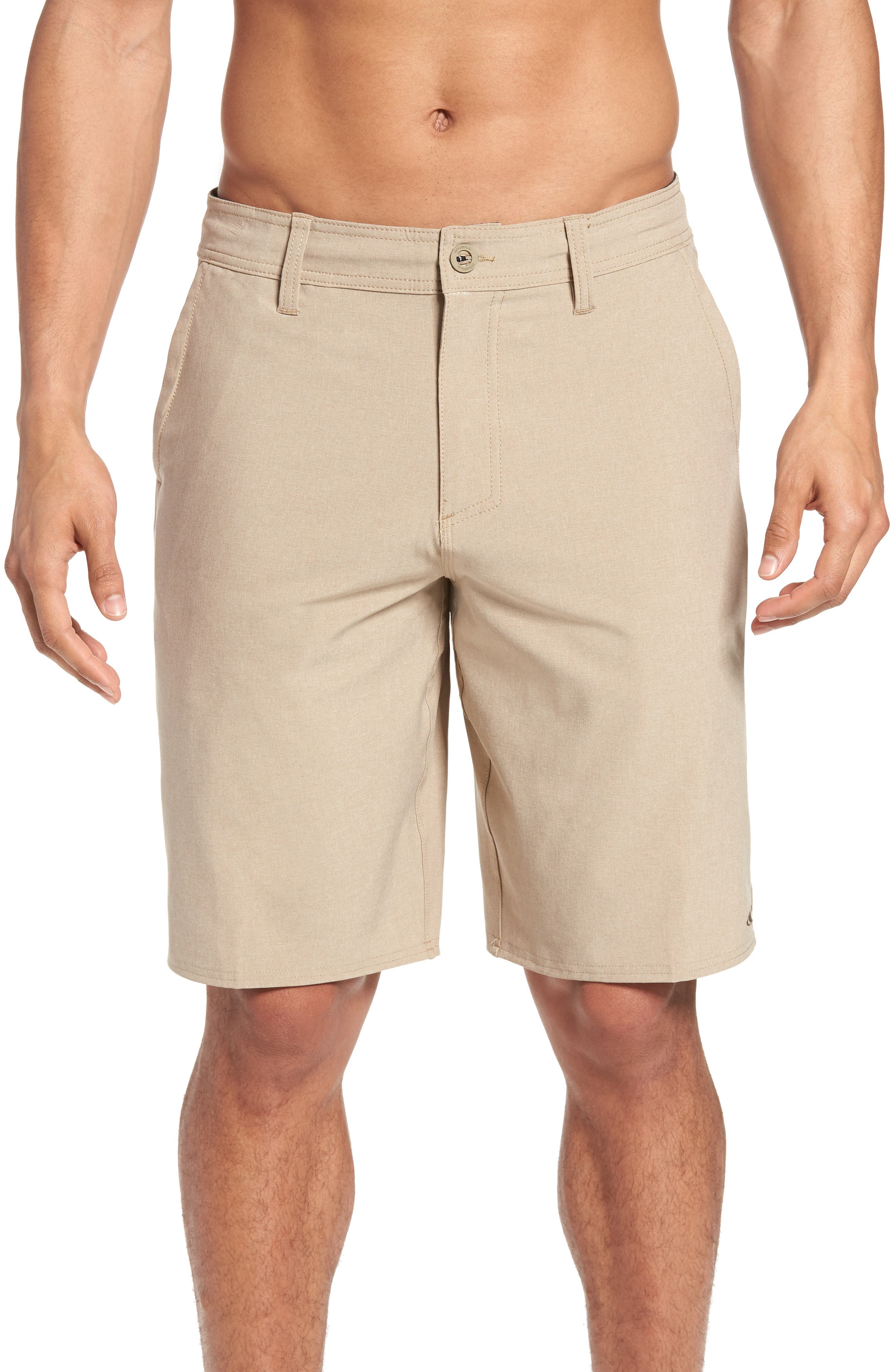 O'Neill Loaded Heather Hybrid Shorts