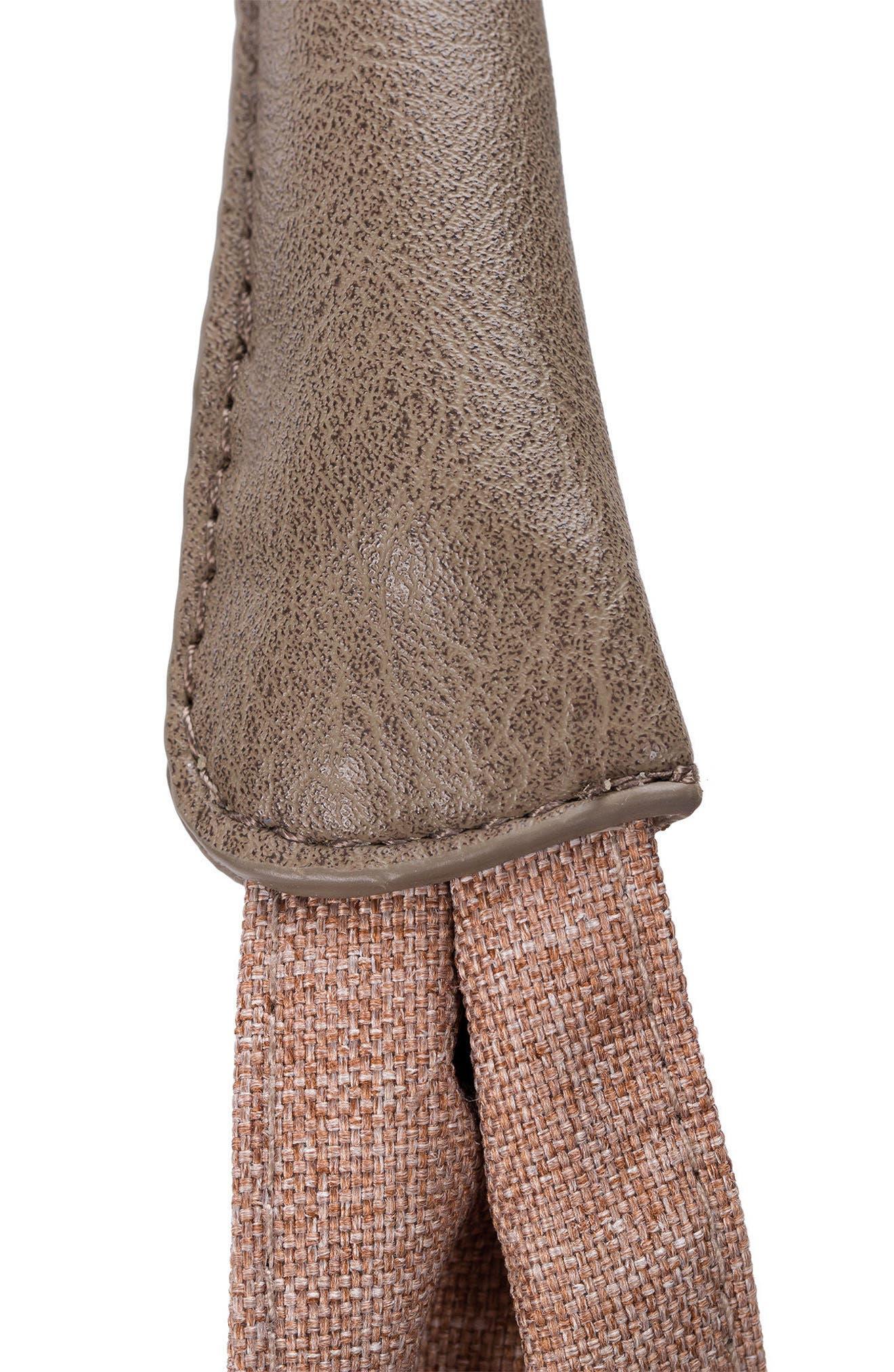 Alternate Image 6  - Lässig Glam Rosie Diaper Bag