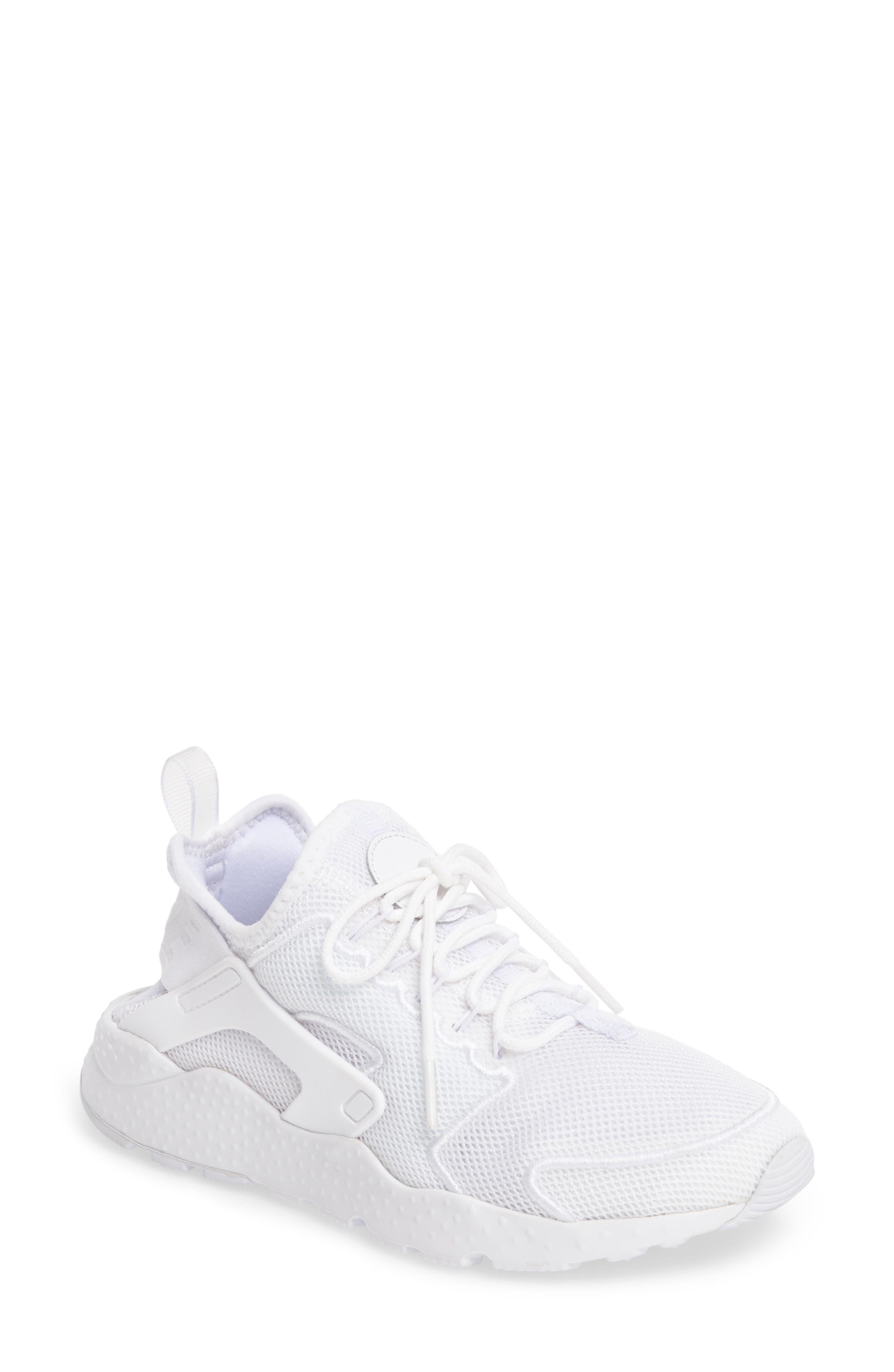 Alternate Image 1 Selected - Nike 'Air Huarache Run Ultra Mesh' Sneaker (Women)