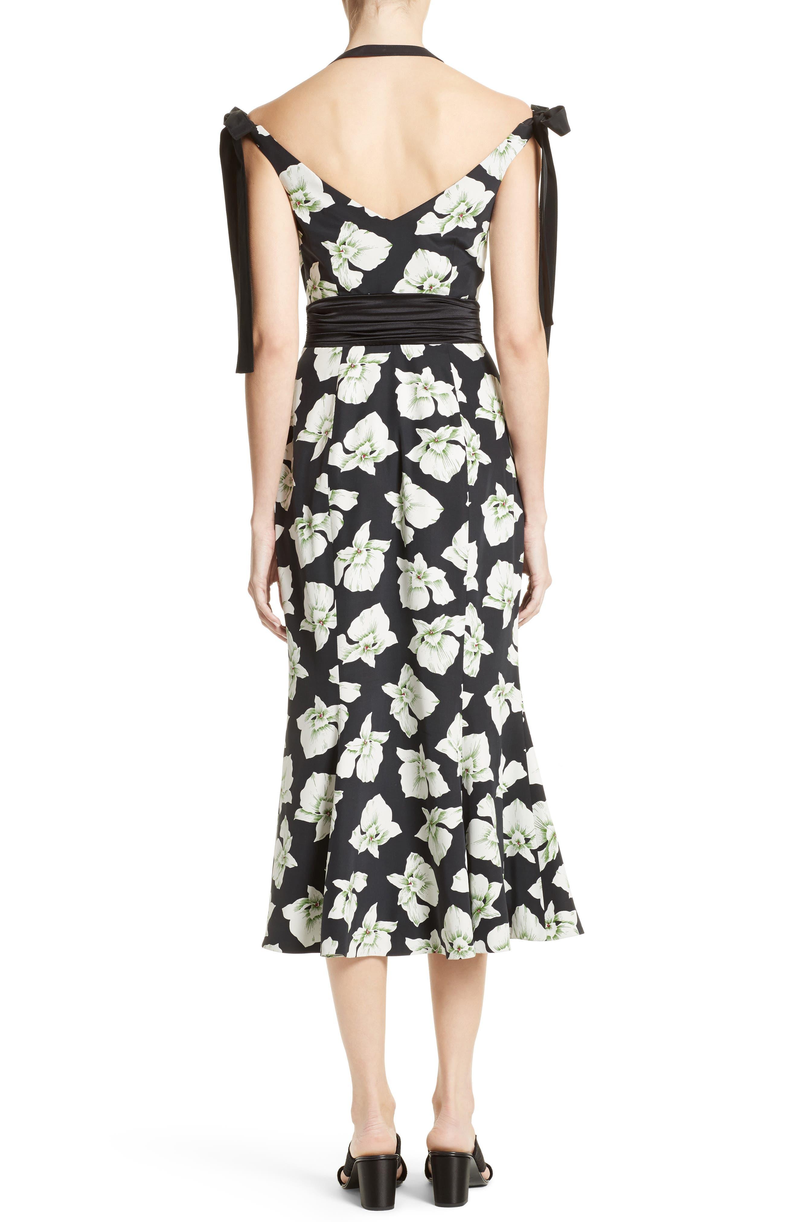 Alternate Image 2  - Cinq à Sept Blakely Off the Shoulder Dress