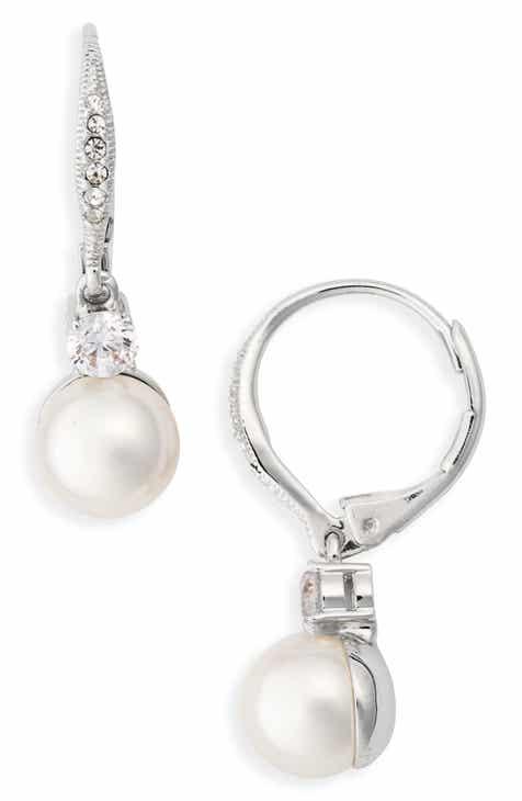 Nadri Drop Earrings Nordstrom Exclusive
