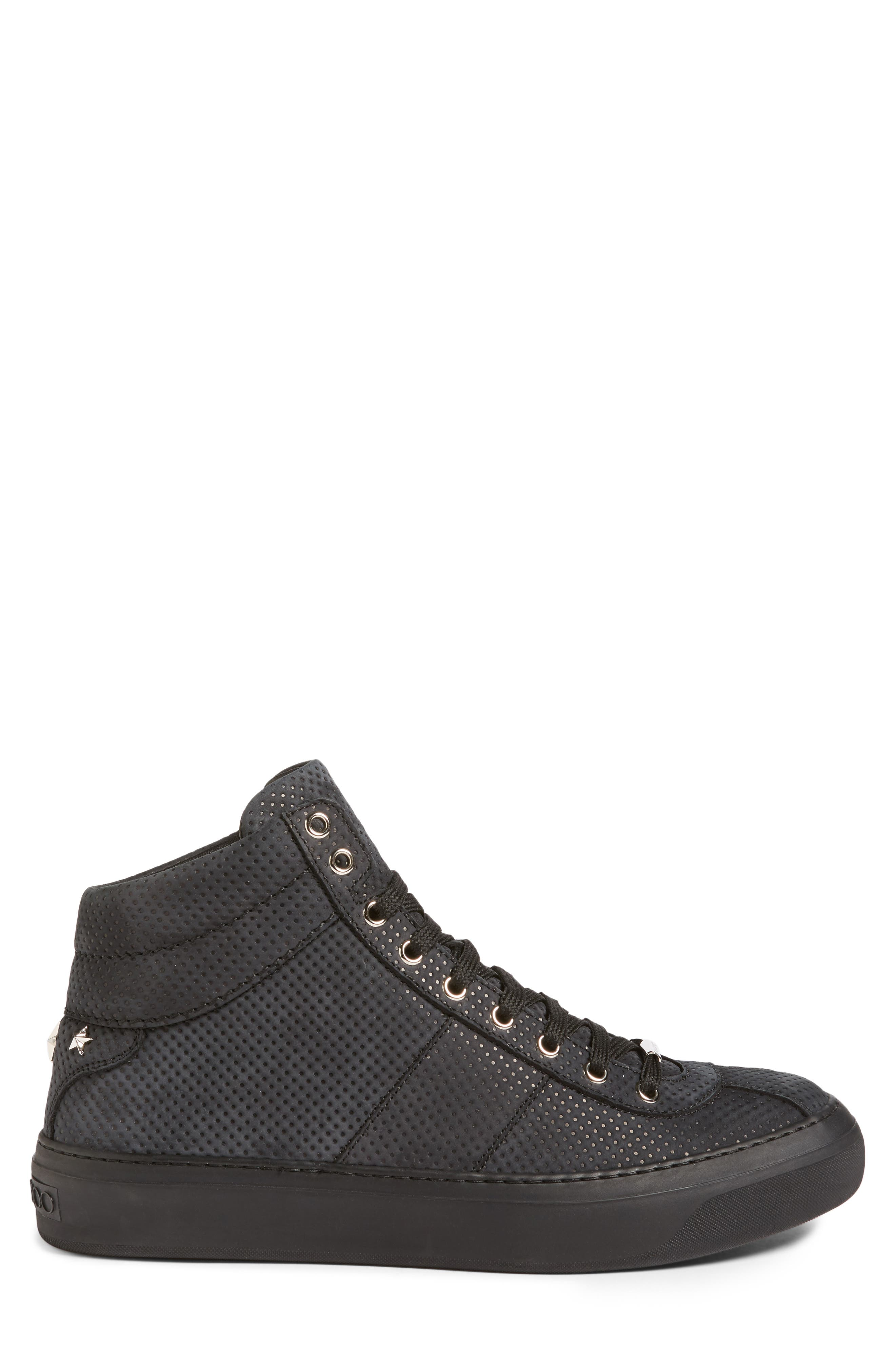 Belgravi Sneaker,                             Alternate thumbnail 3, color,                             Black/ Steel
