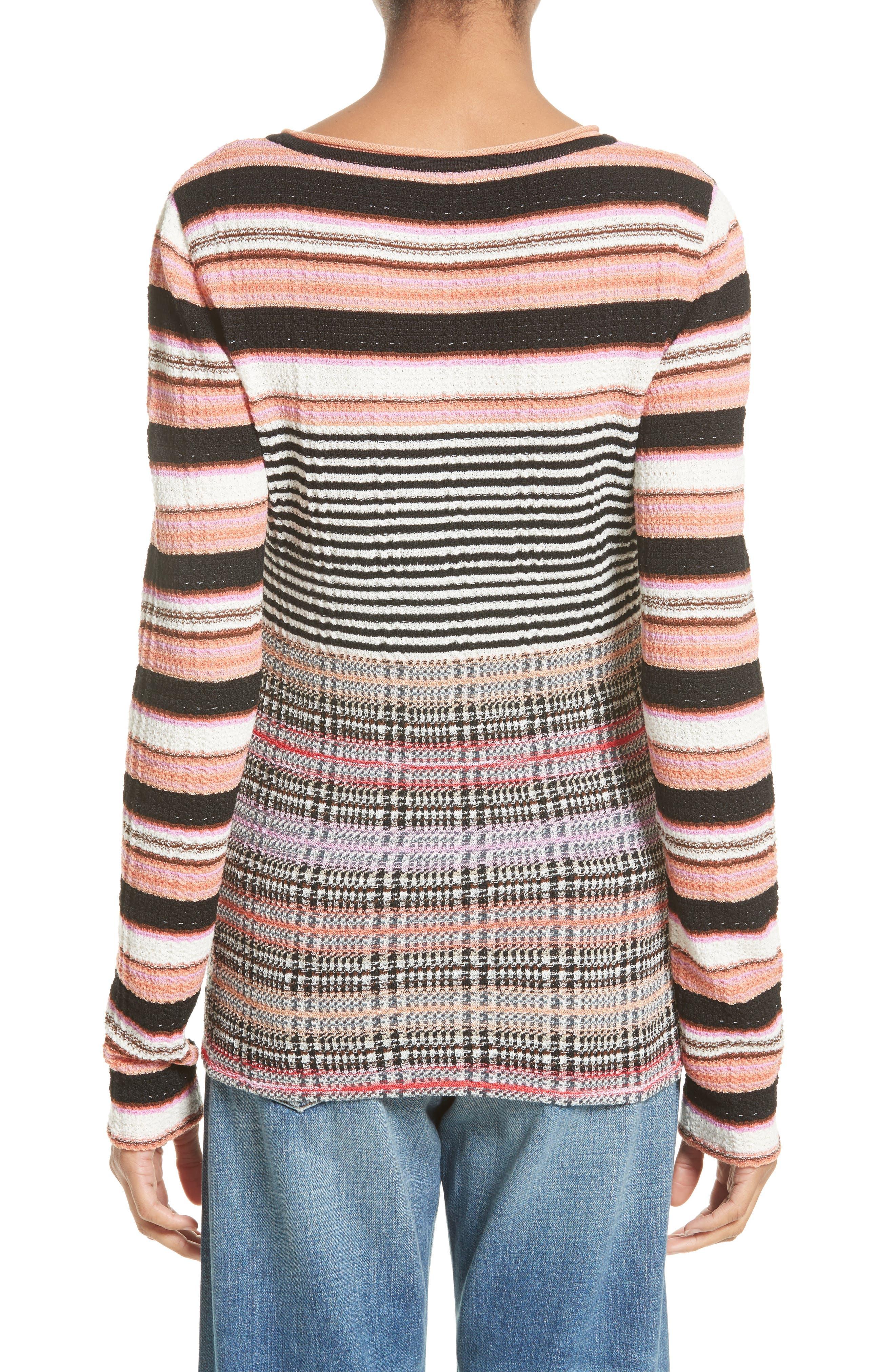 Alternate Image 2  - Missoni Wool Blend Sweater