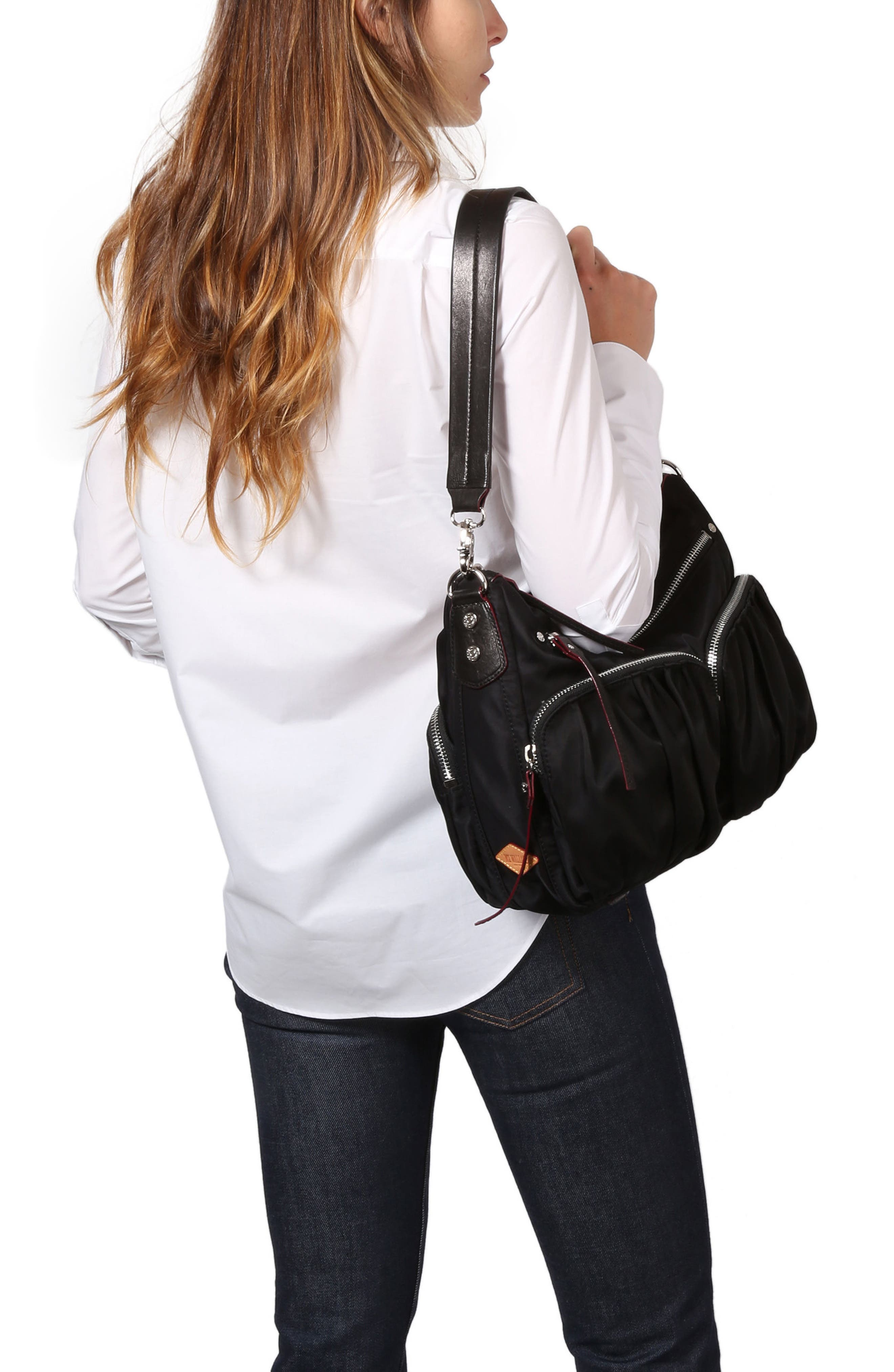 Alternate Image 2  - MZ Wallace 'Hayley' Bedford Nylon Handbag