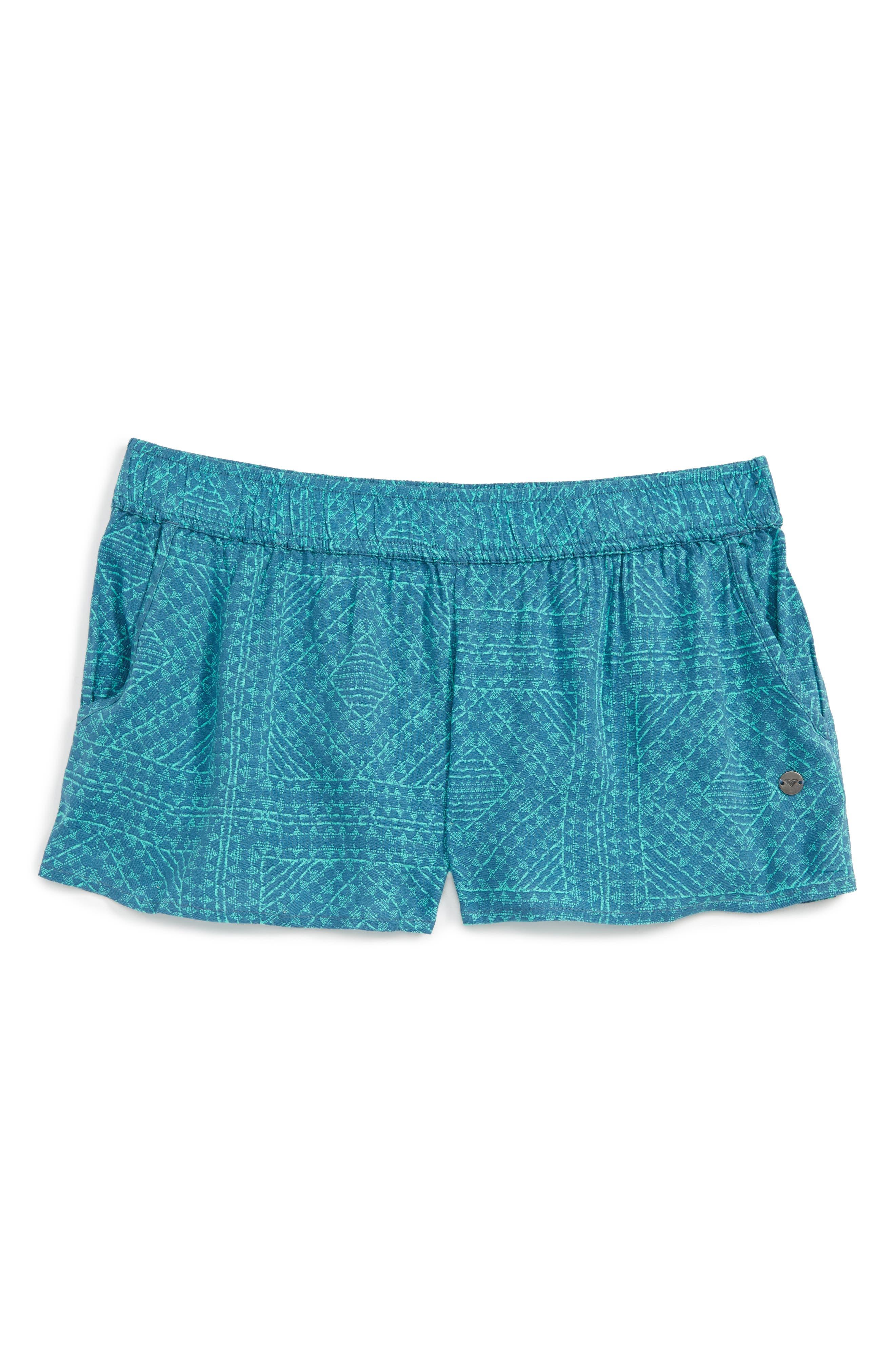 Roxy Something I Will Believe Shorts (Big Girls)