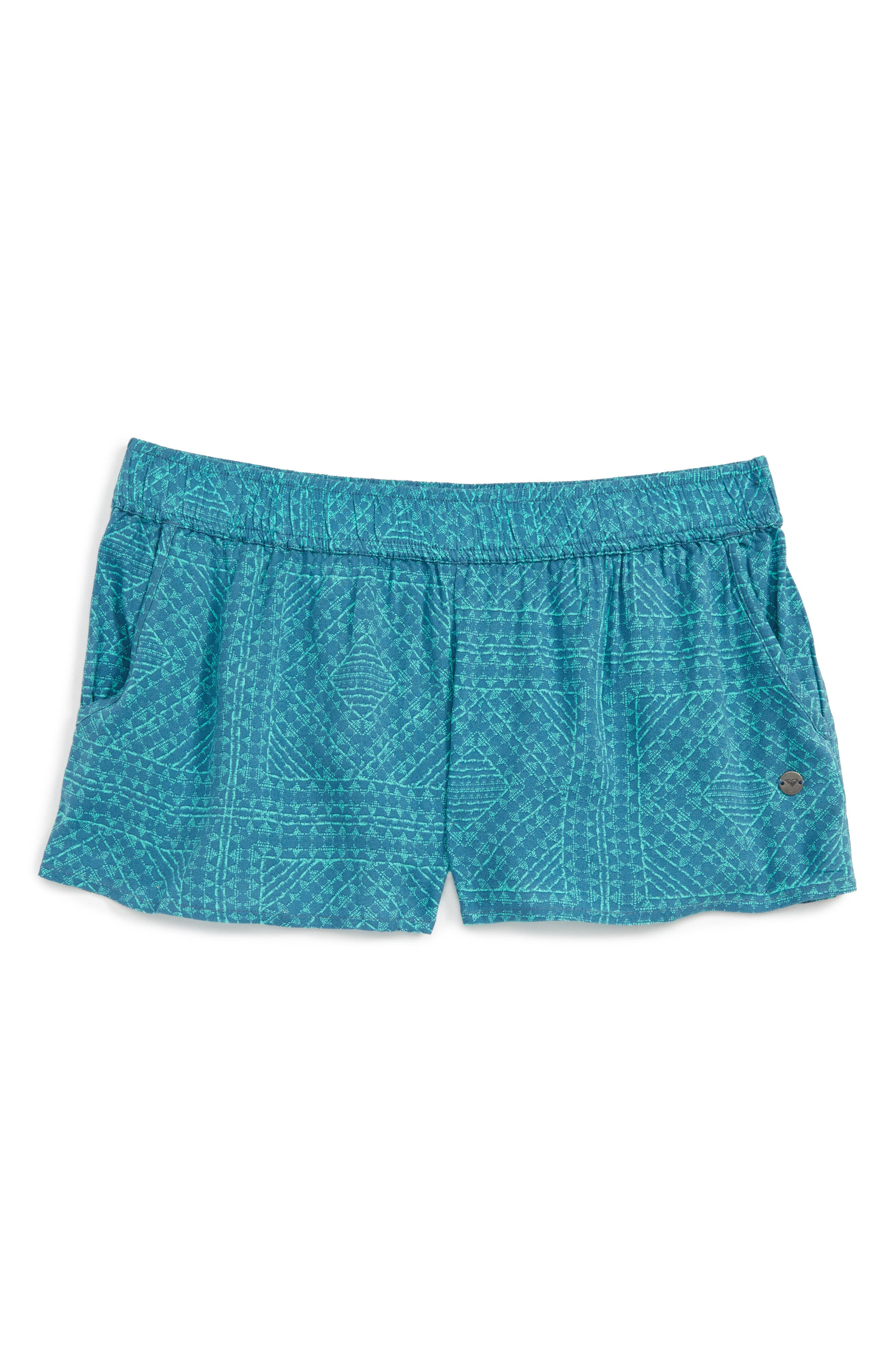Roxy Something I Will Believe Shorts (Big Girls)