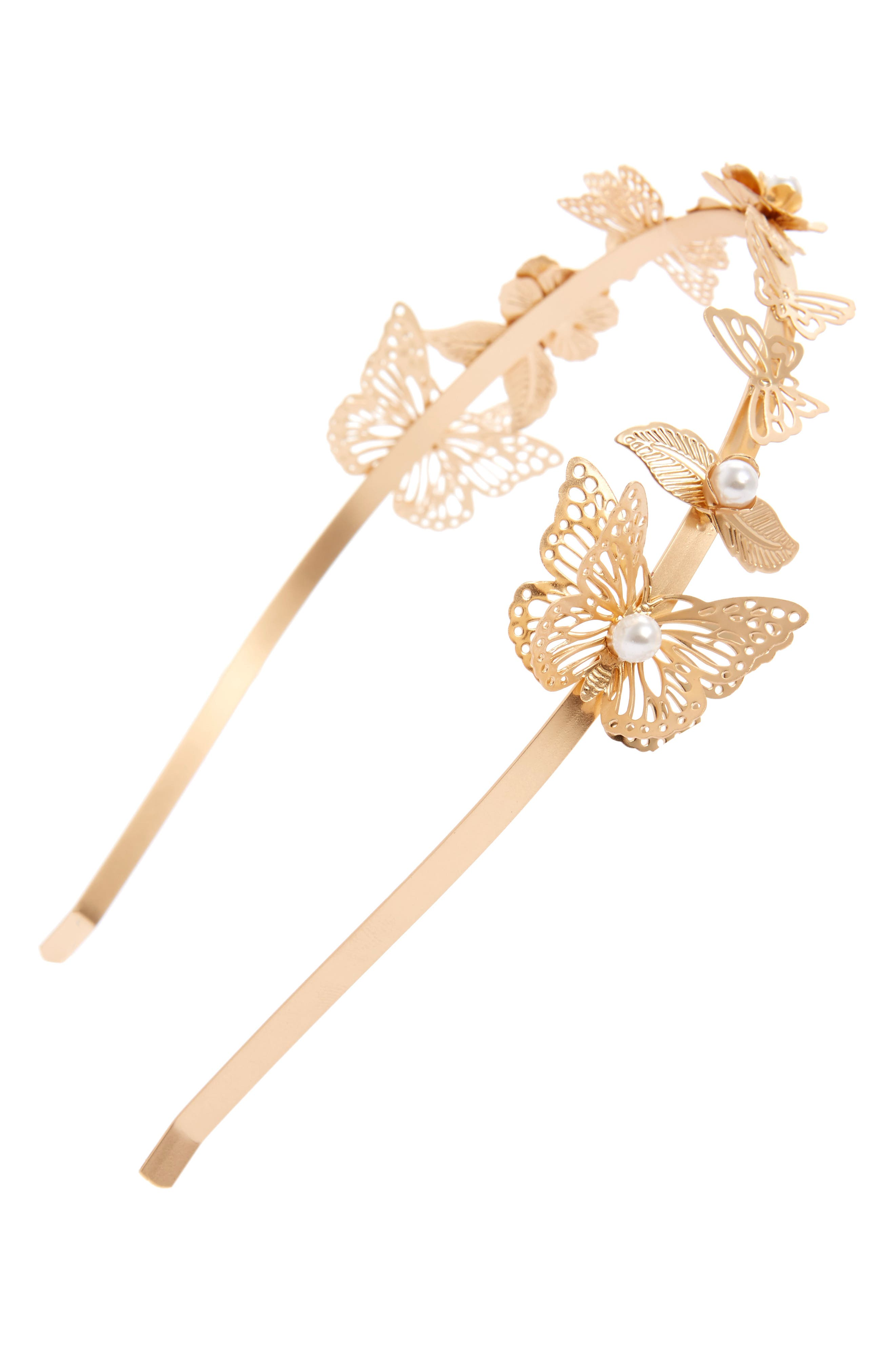 BERRY Butterfly Headband