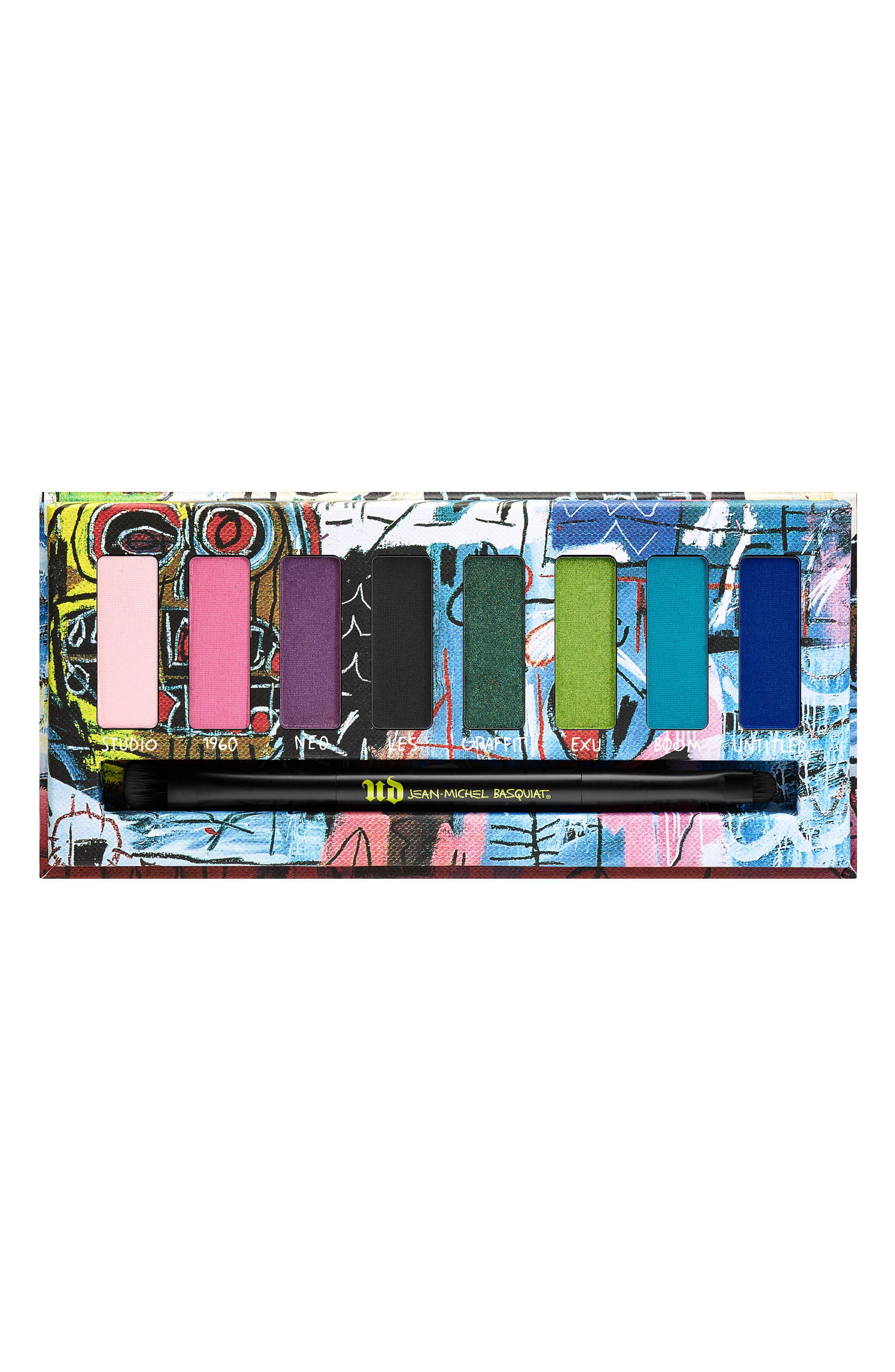 Alternate Image 1 Selected - Urban Decay Jean-Michel Basquiat Tenant Eyeshadow Palette