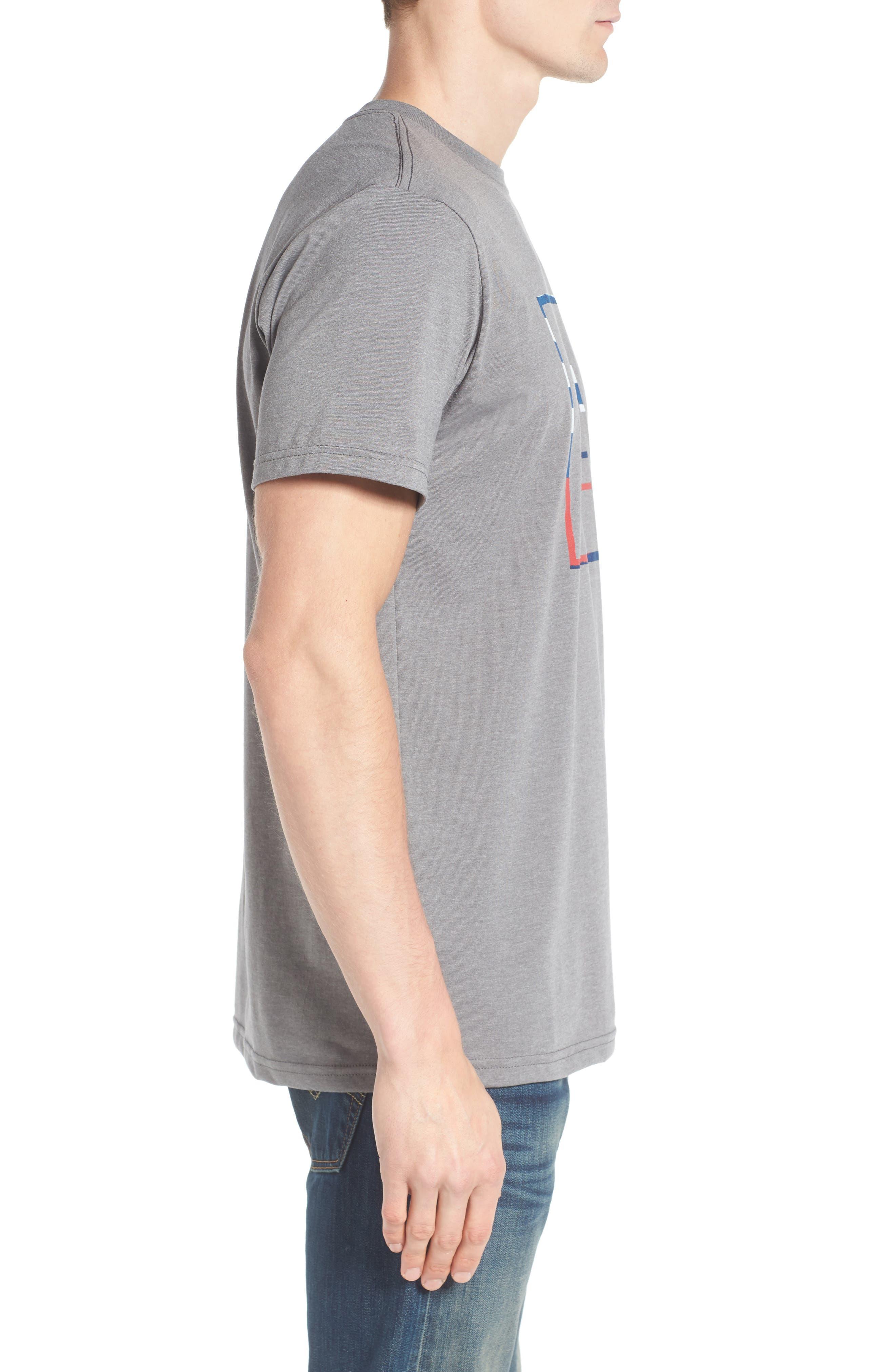 Alternate Image 3  - RVCA VA All The Way Graphic T-Shirt