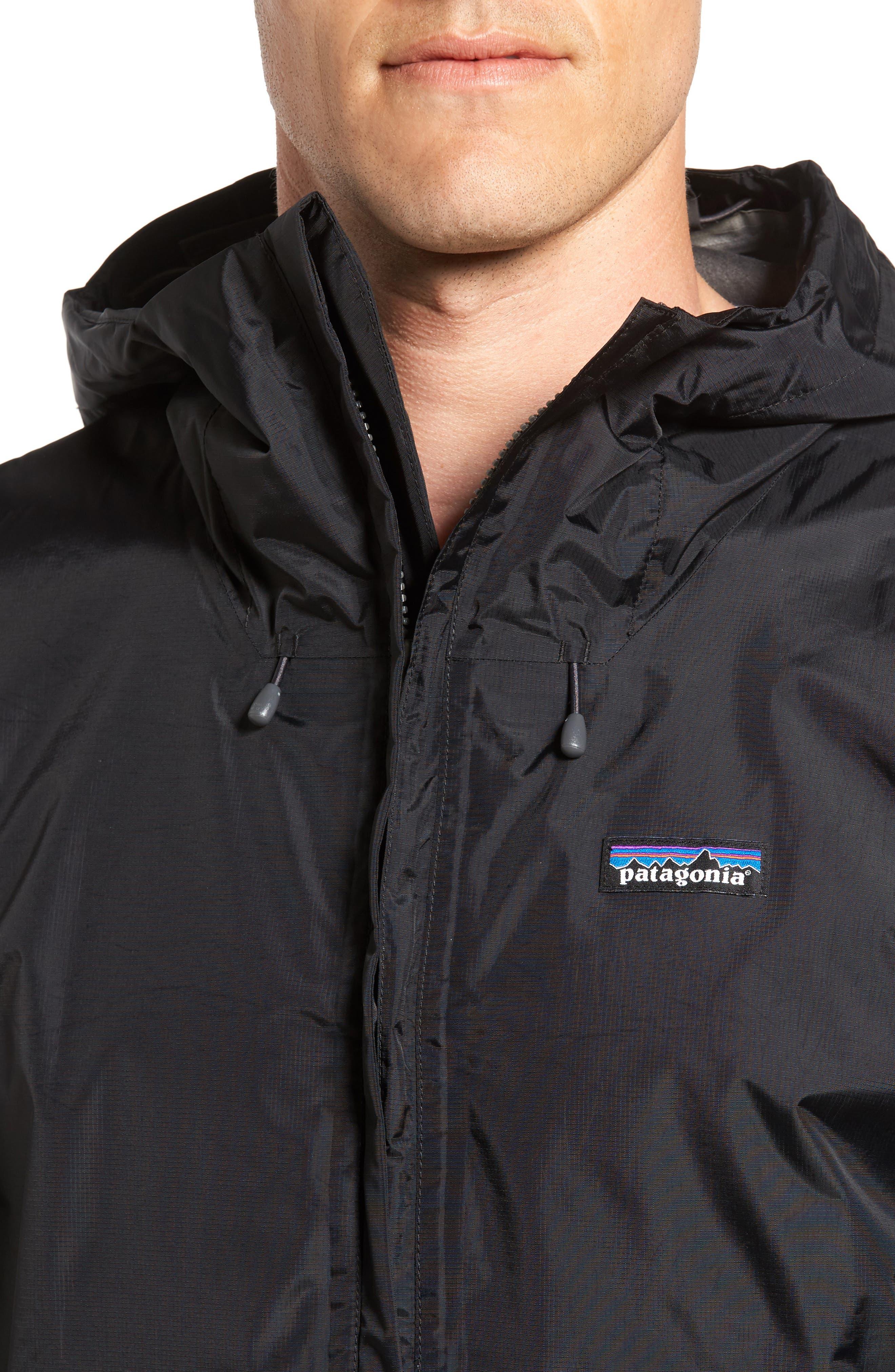 Alternate Image 4  - Patagonia Torrentshell Packable Regular Fit Rain Jacket