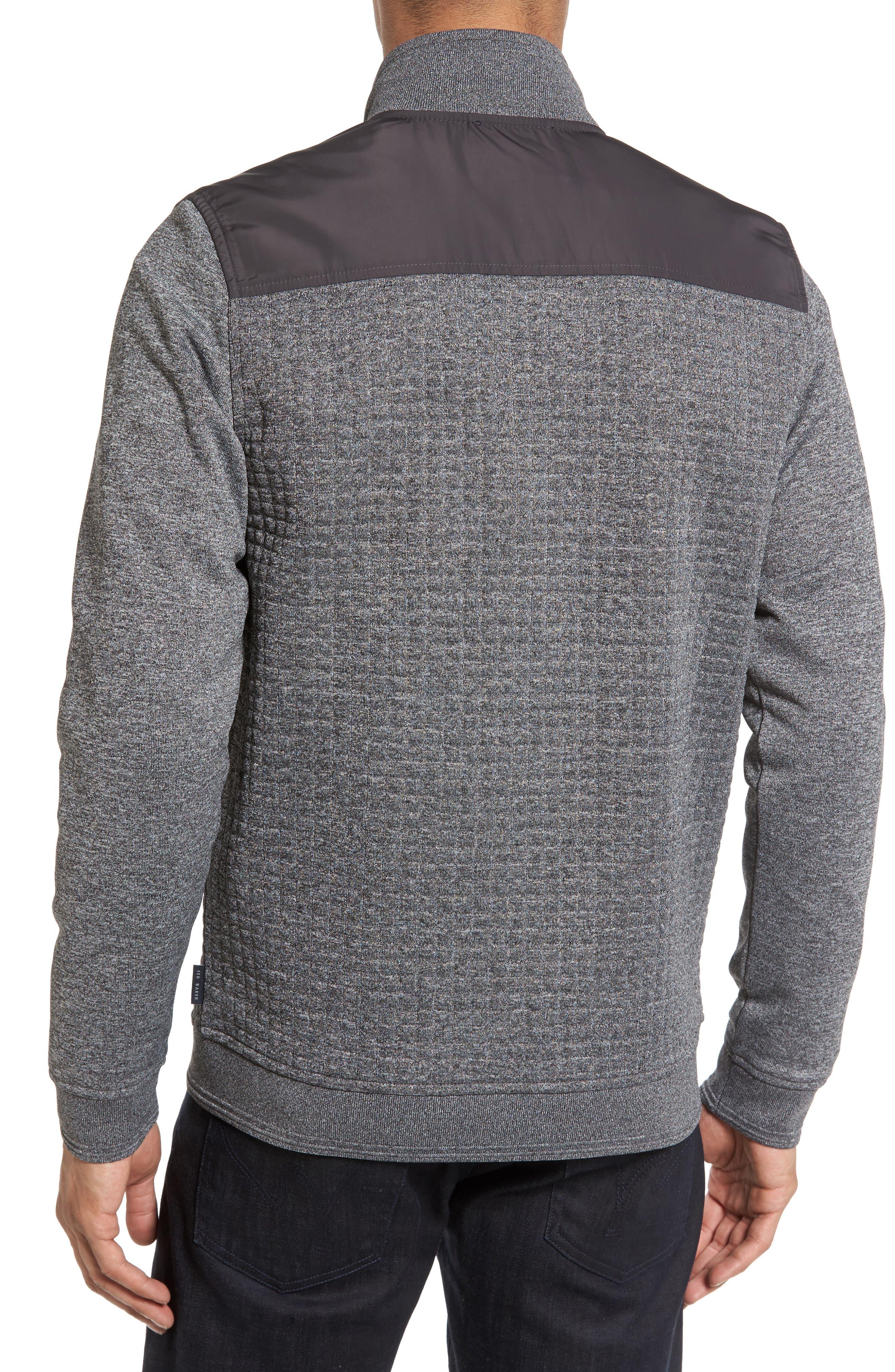 Whooty Full Zip Fleece Jacket,                             Alternate thumbnail 2, color,                             Charcoal