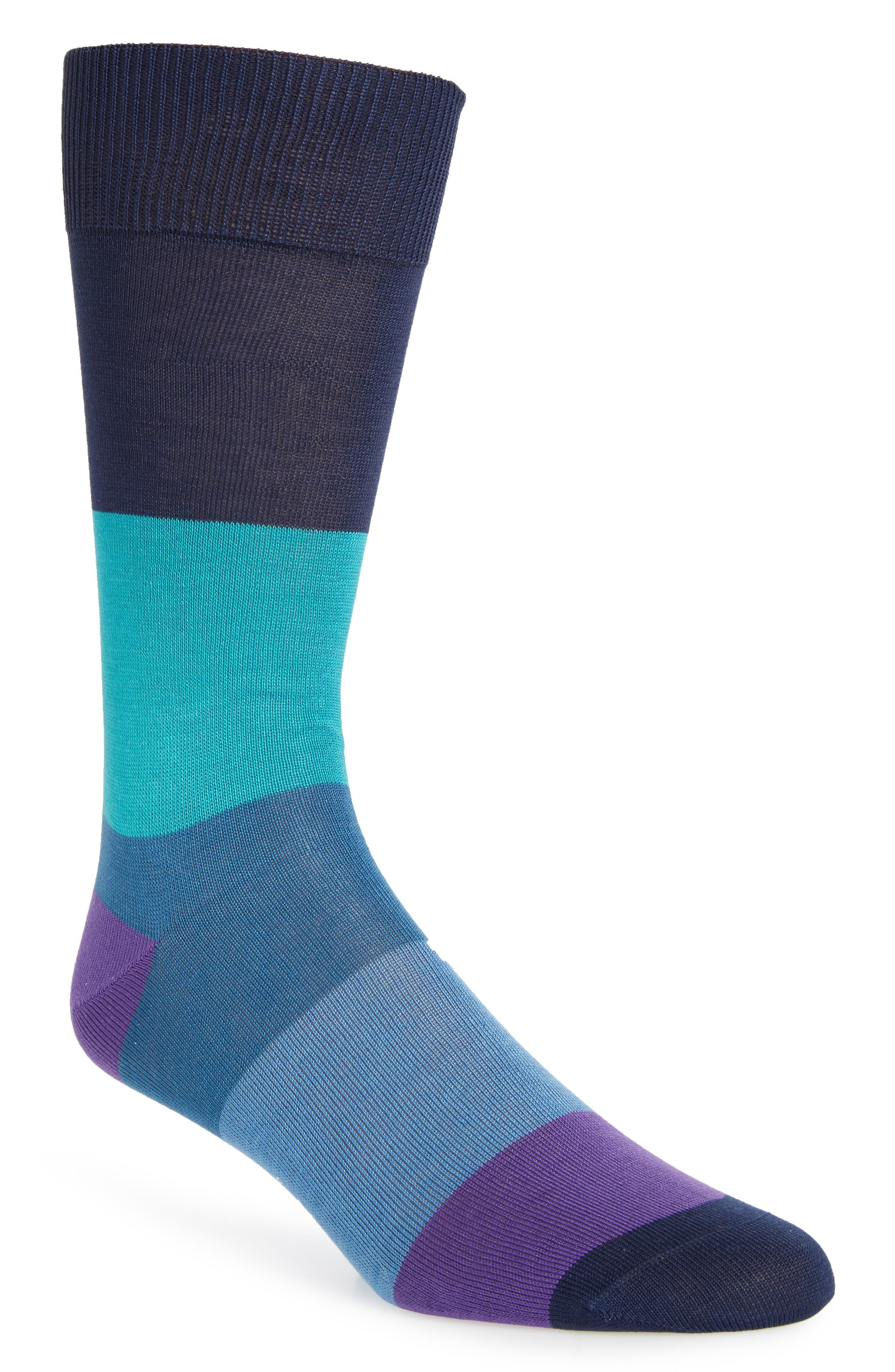 Paul Smith Mason Block Socks