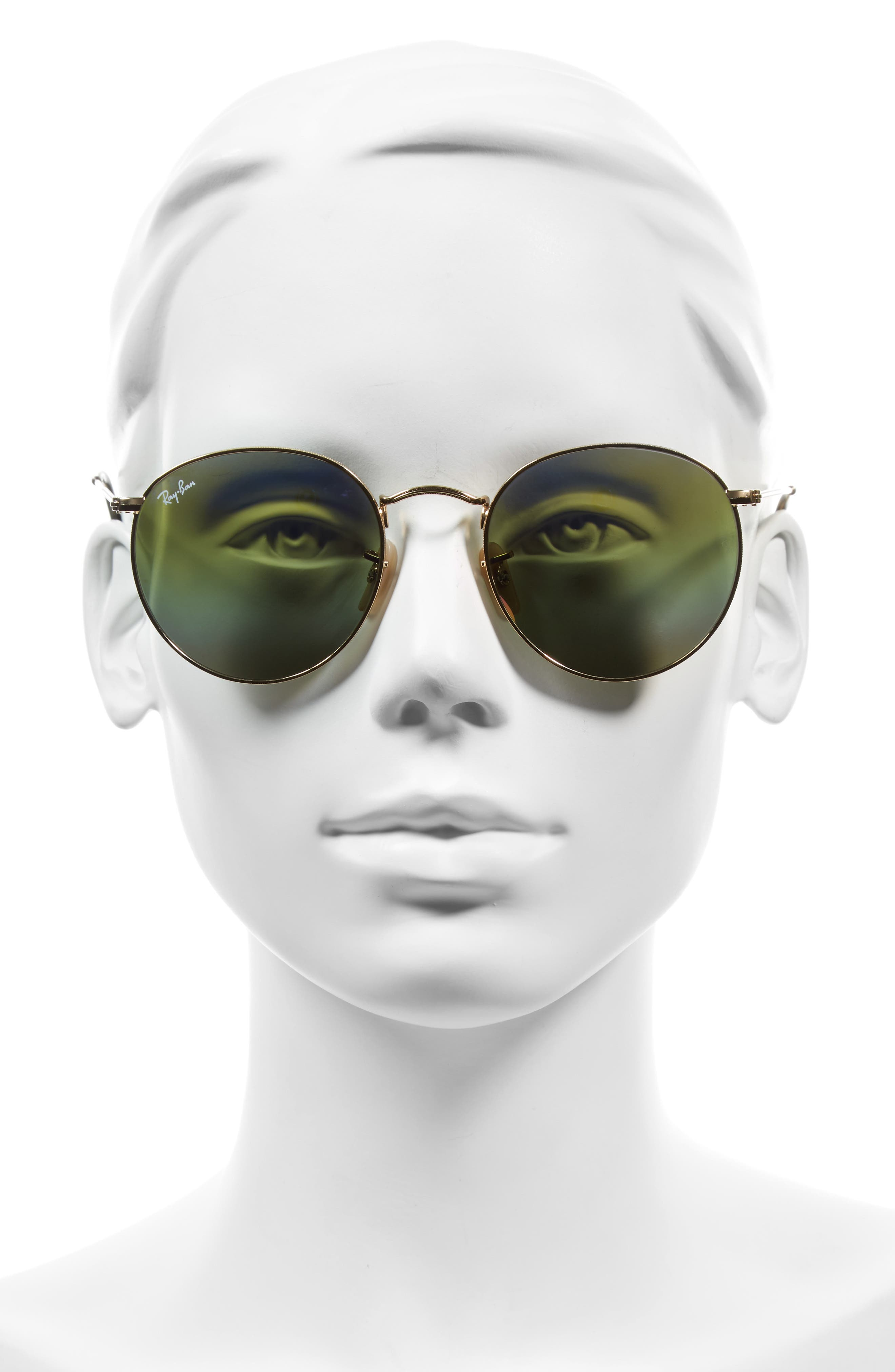 Alternate Image 5  - Ray-Ban 53mm Round Sunglasses (Nordstrom Exclusive)