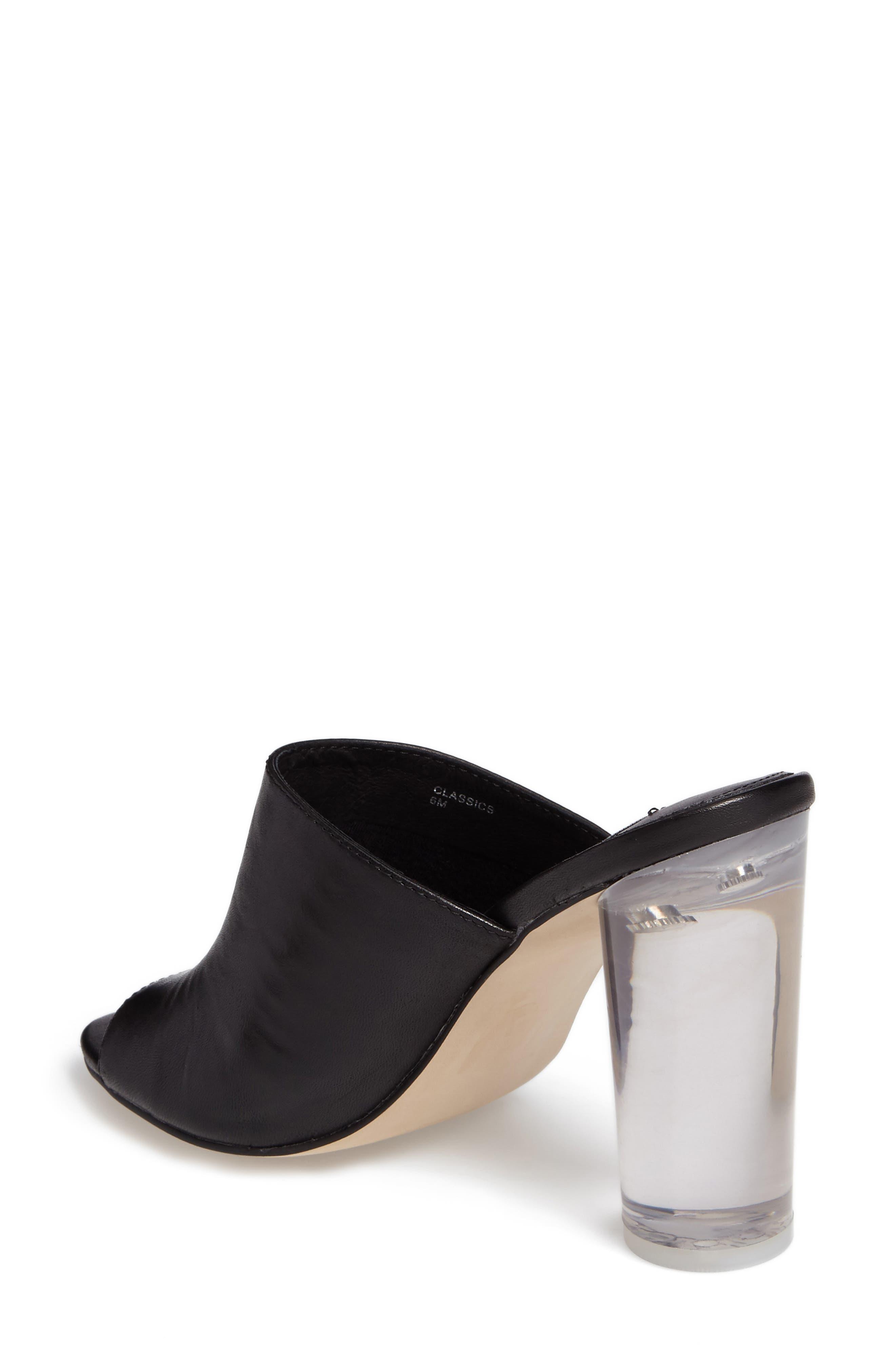 Alternate Image 2  - Steve Madden Classics Mule Sandal (Women)