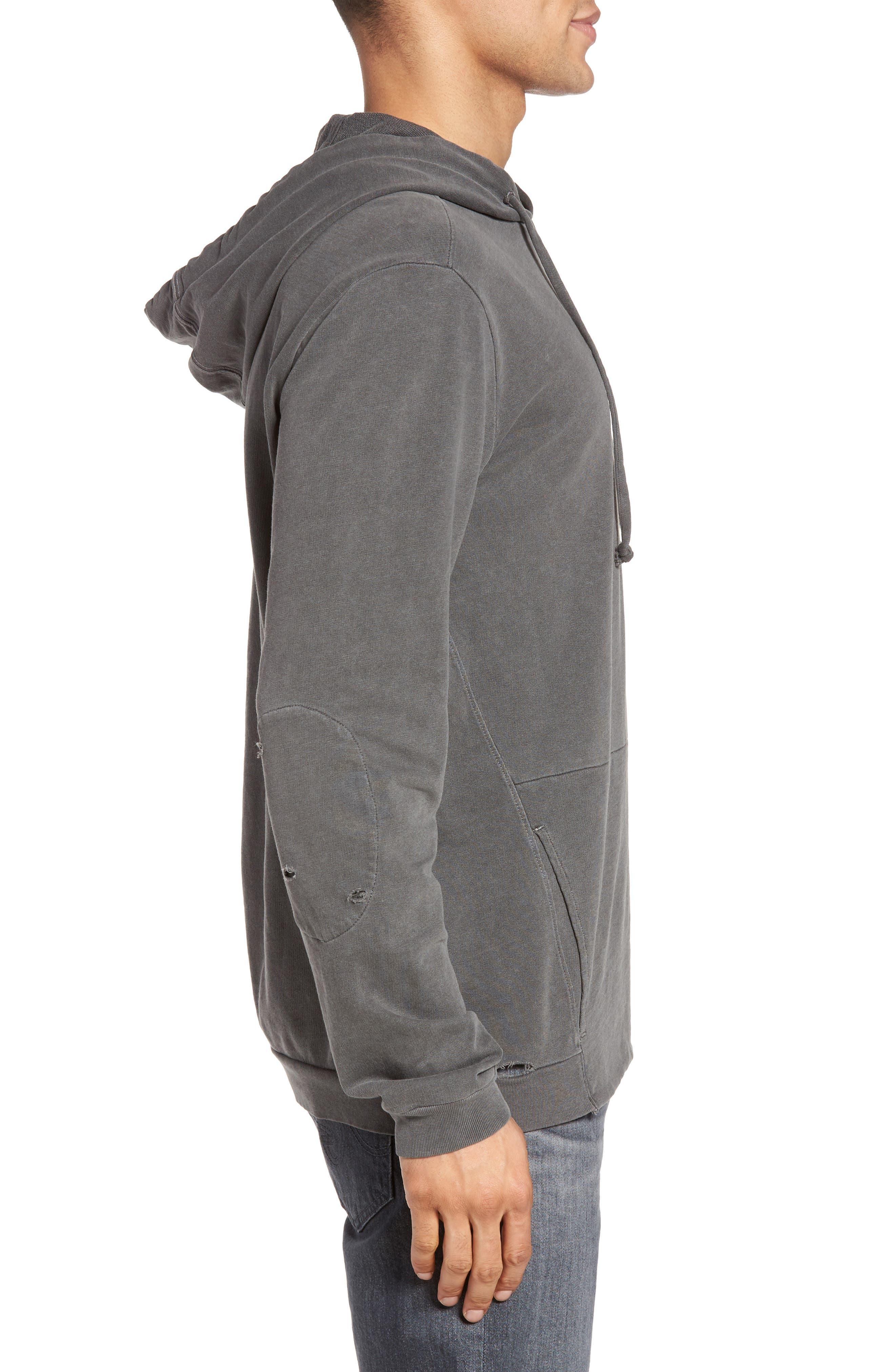 Alternate Image 3  - AG Eloi Pullover Hoodie