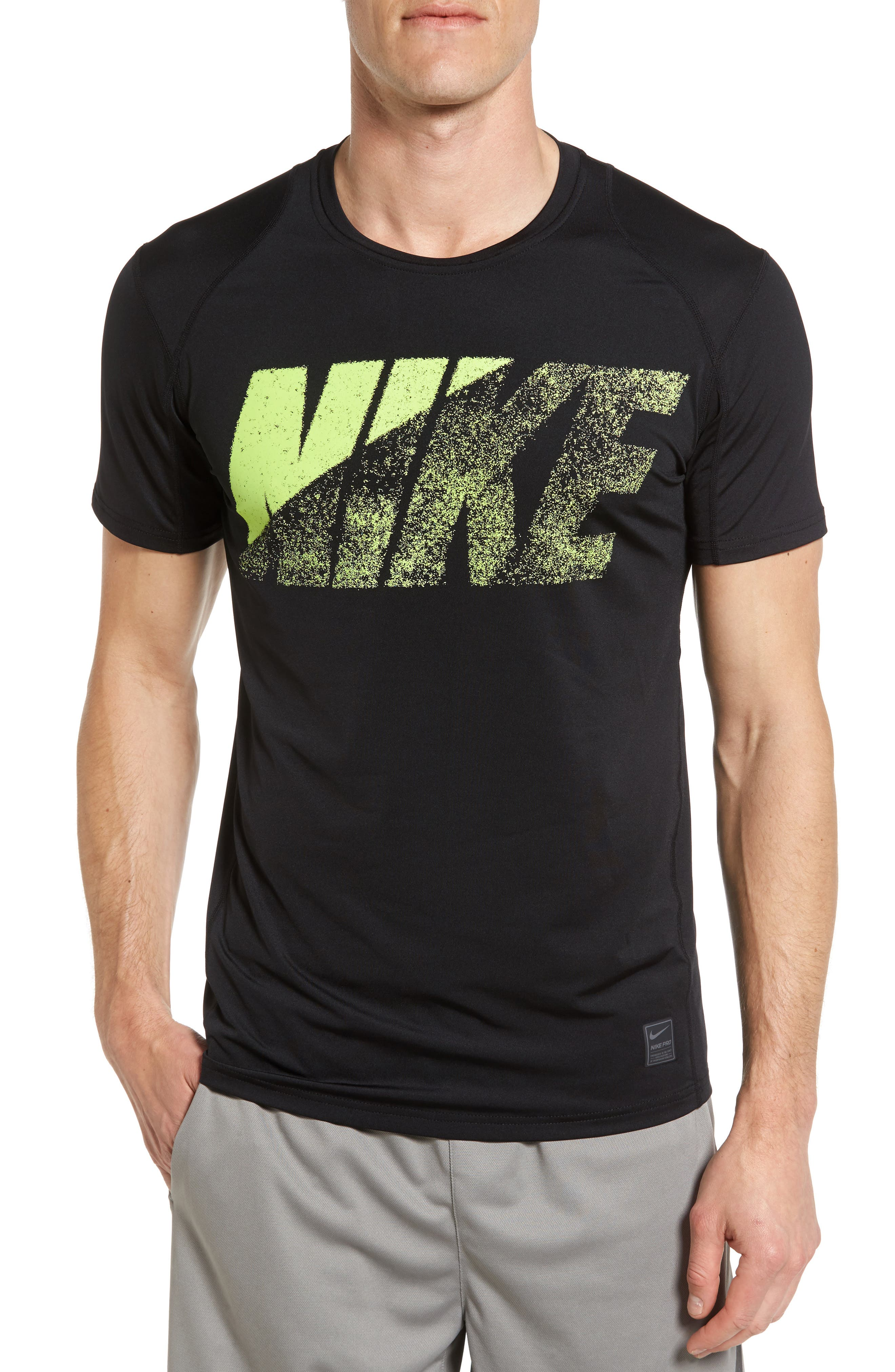 Alternate Image 1 Selected - Nike Dry Grind T-Shirt