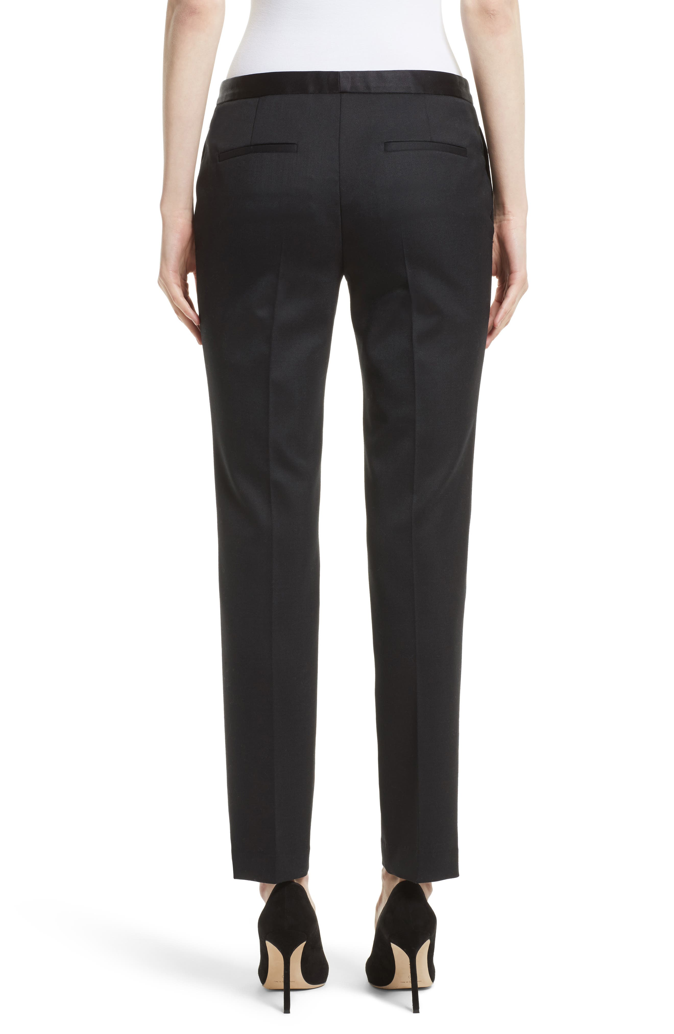 Alternate Image 2  - Theory Tuxedo Suit Pants