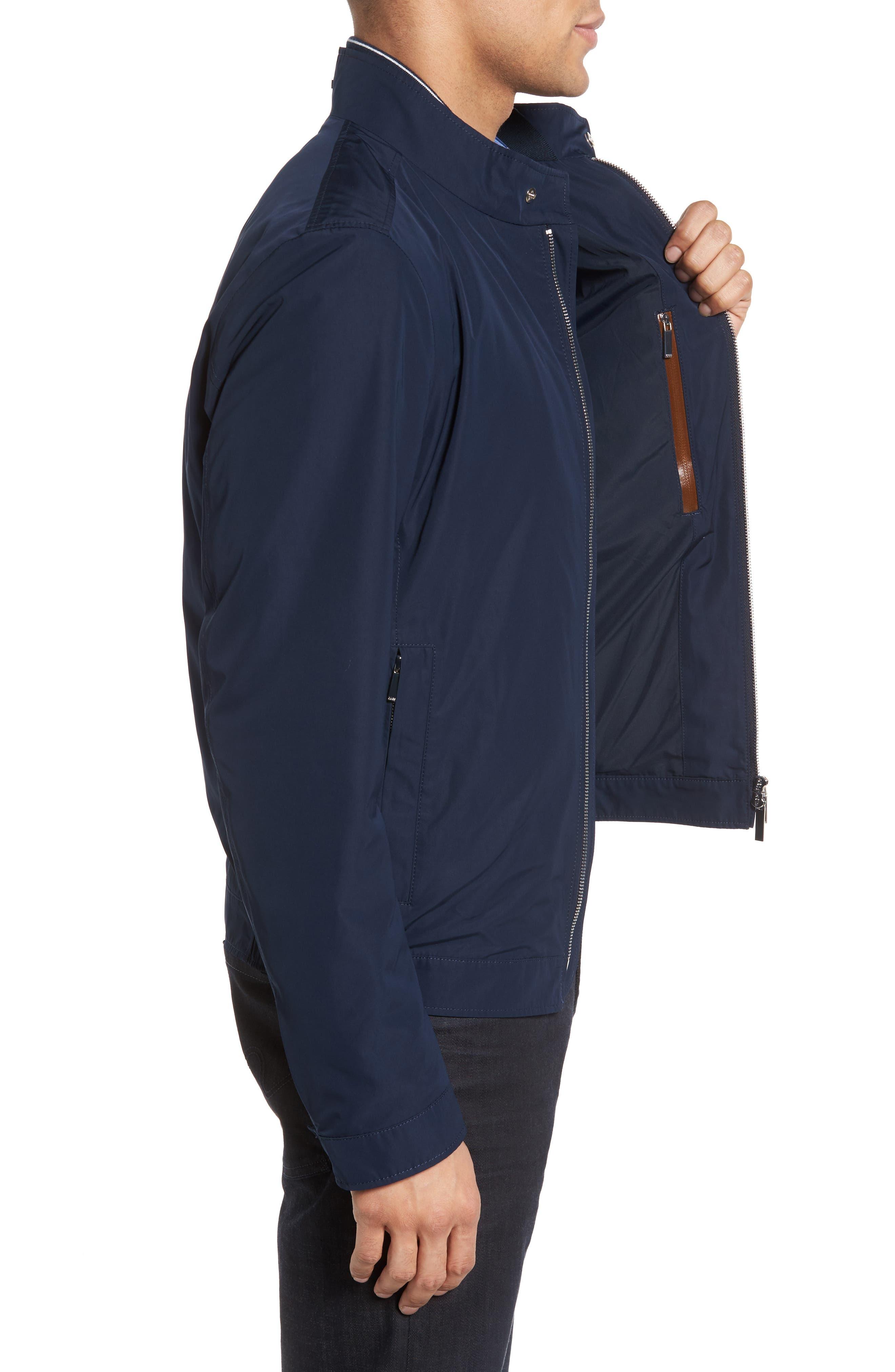 Alternate Image 3  - BOSS Cael Zip Front Jacket