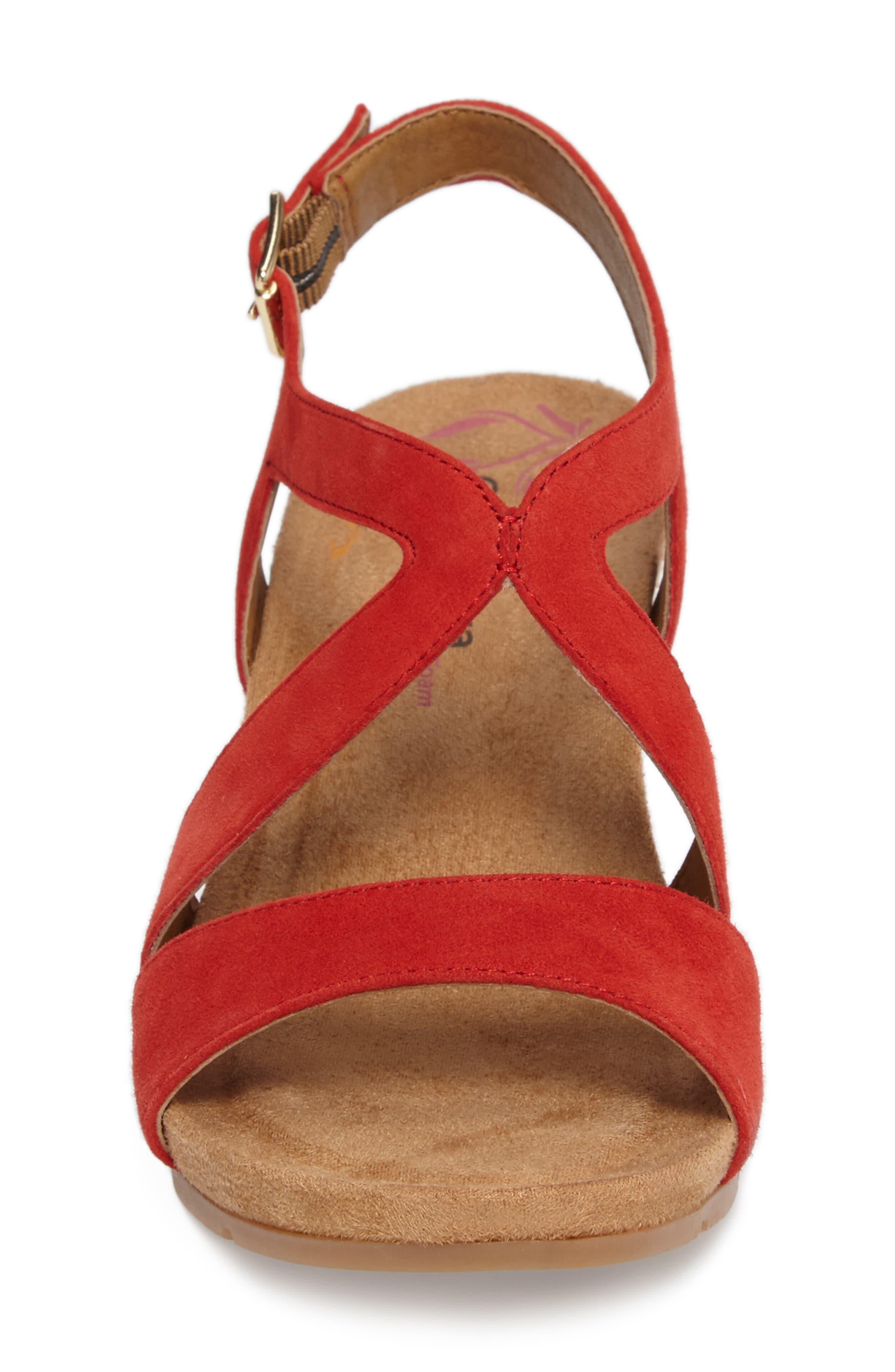 Alternate Image 5  - Comfortiva Vandy Sandal (Women)