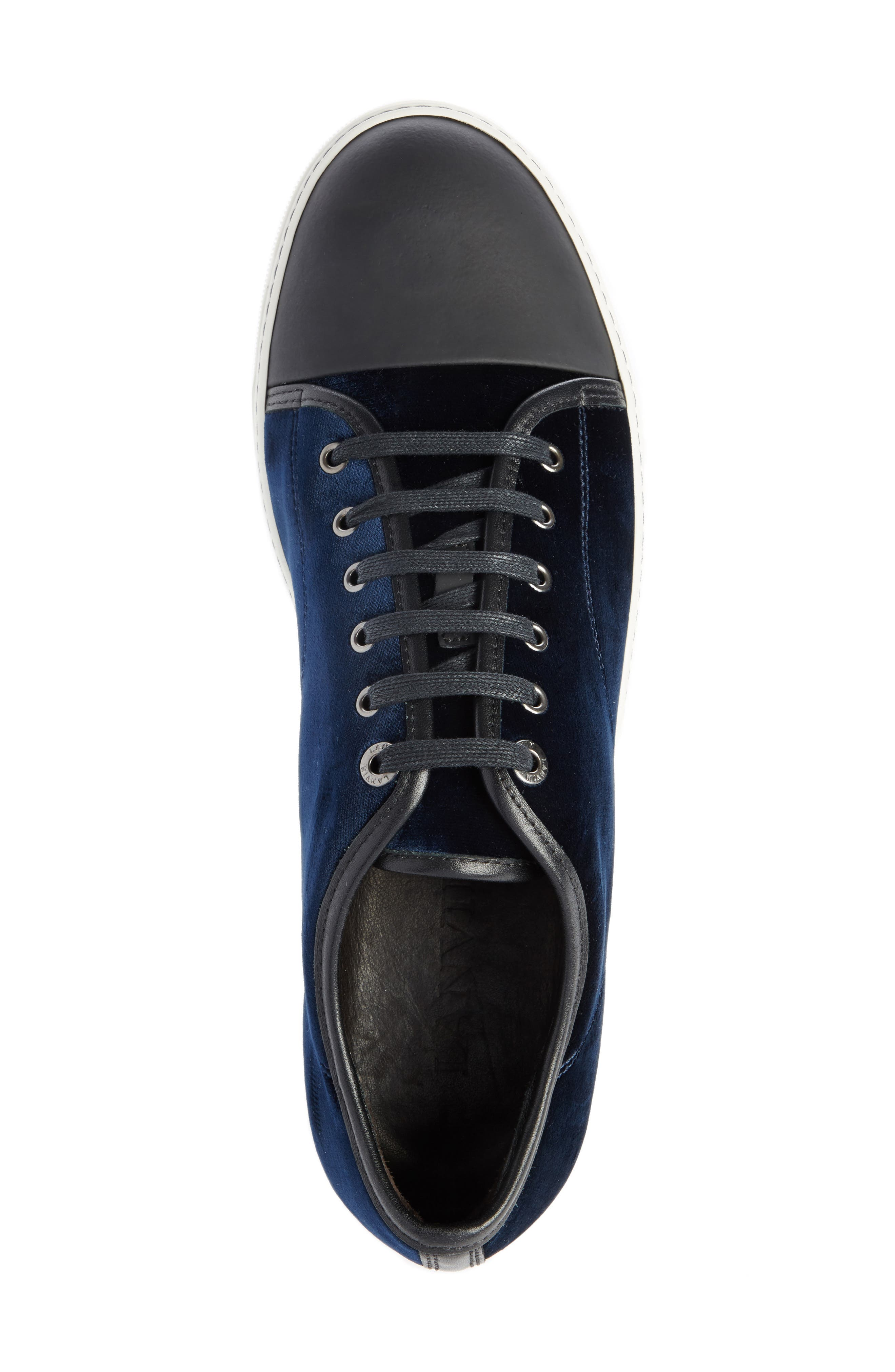 Alternate Image 3  - Lanvin Low Top Sneaker (Men)