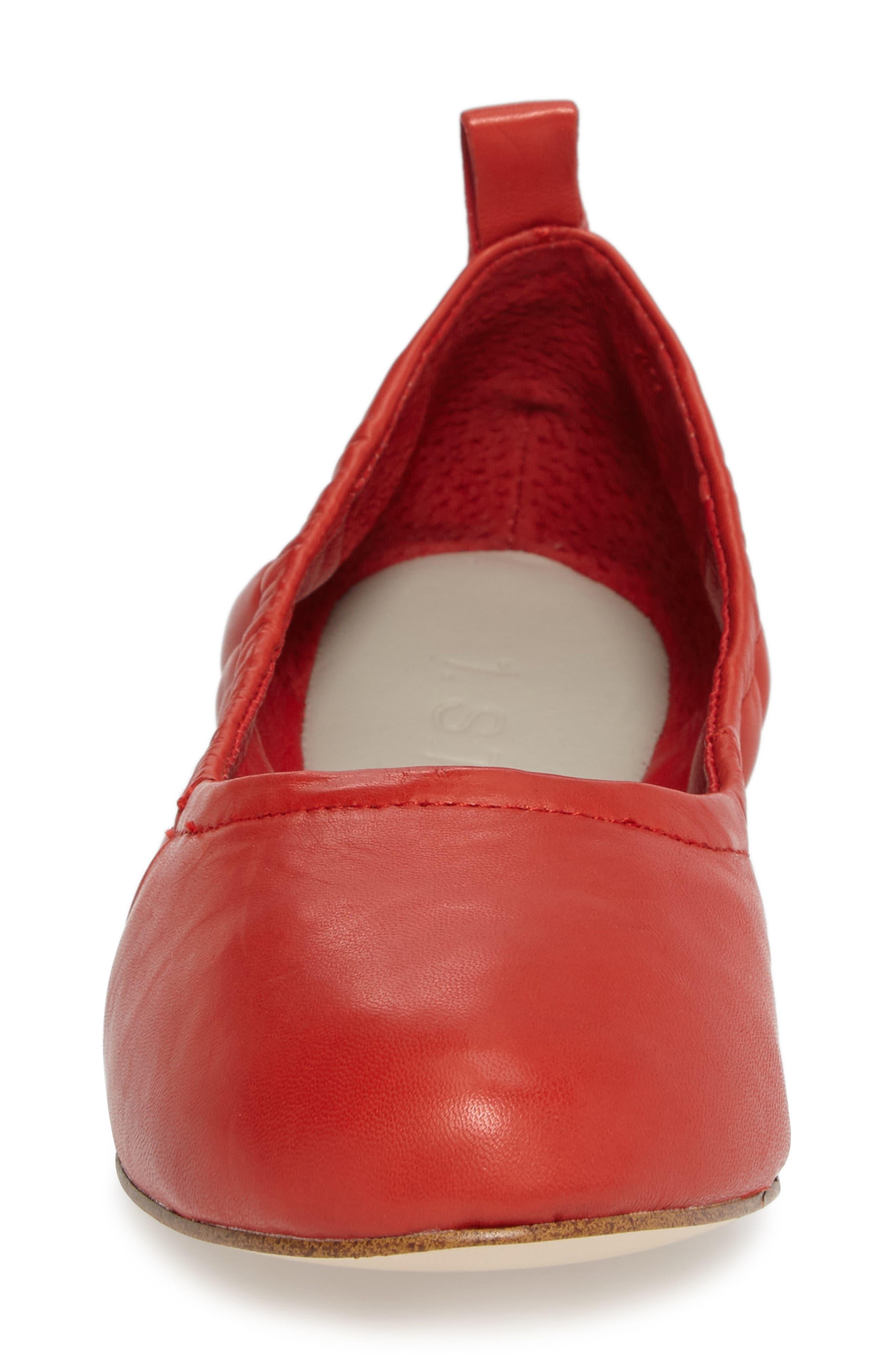 Alternate Image 5  - 1.STATE Salen Ballet Flat (Women)