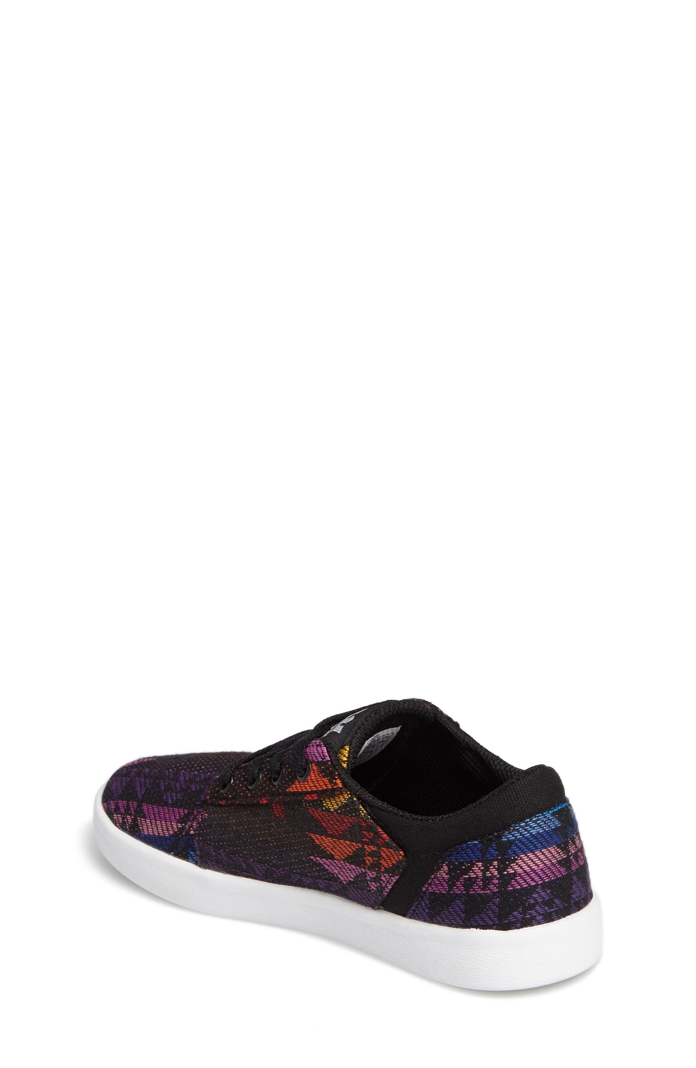 Alternate Image 2  - Supra Yorek Low Top Sneaker (Toddler, Little Kid & Big Kid)