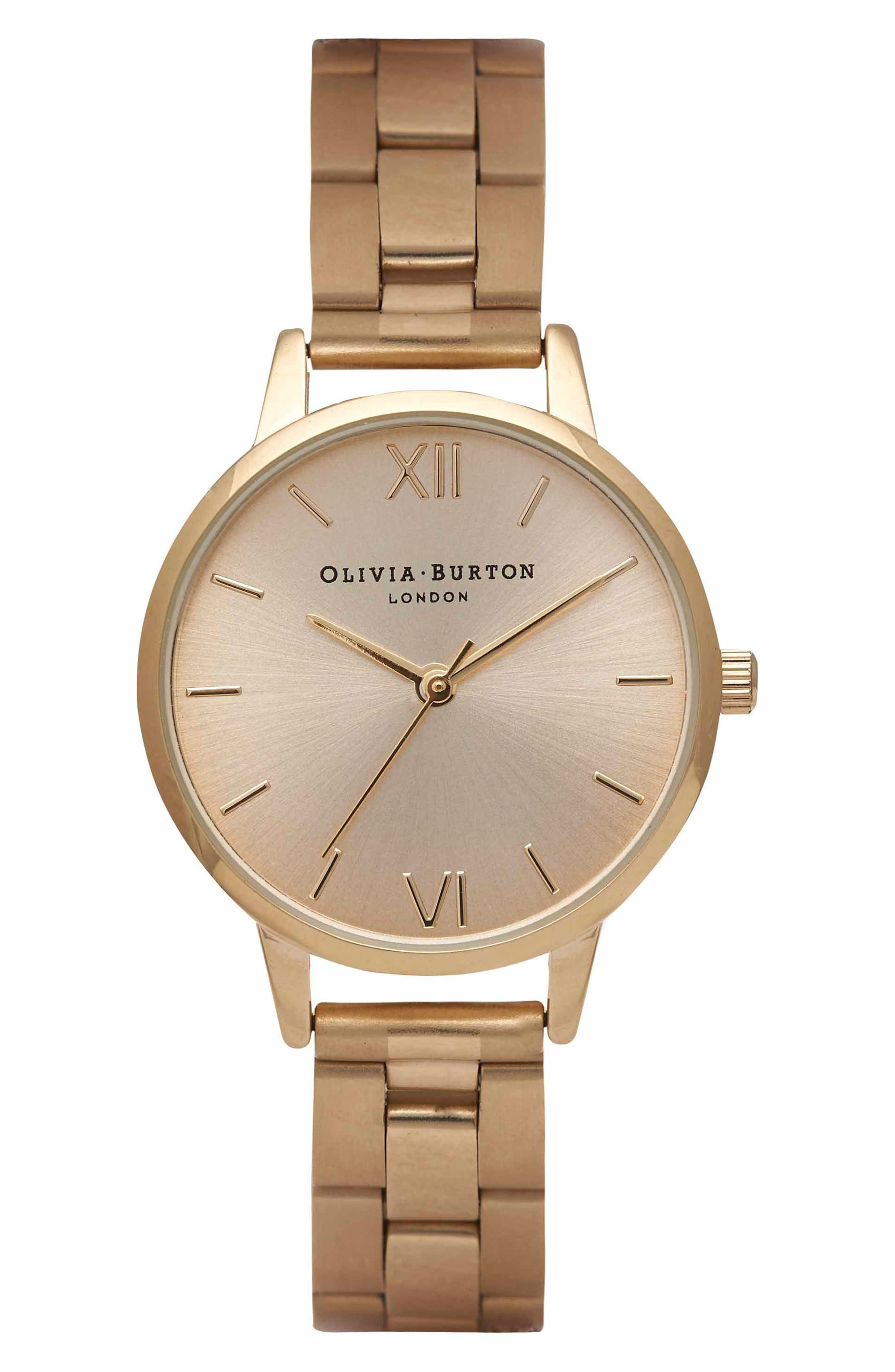 OLIVIA BURTON Midi Dial Bracelet Watch, 30mm