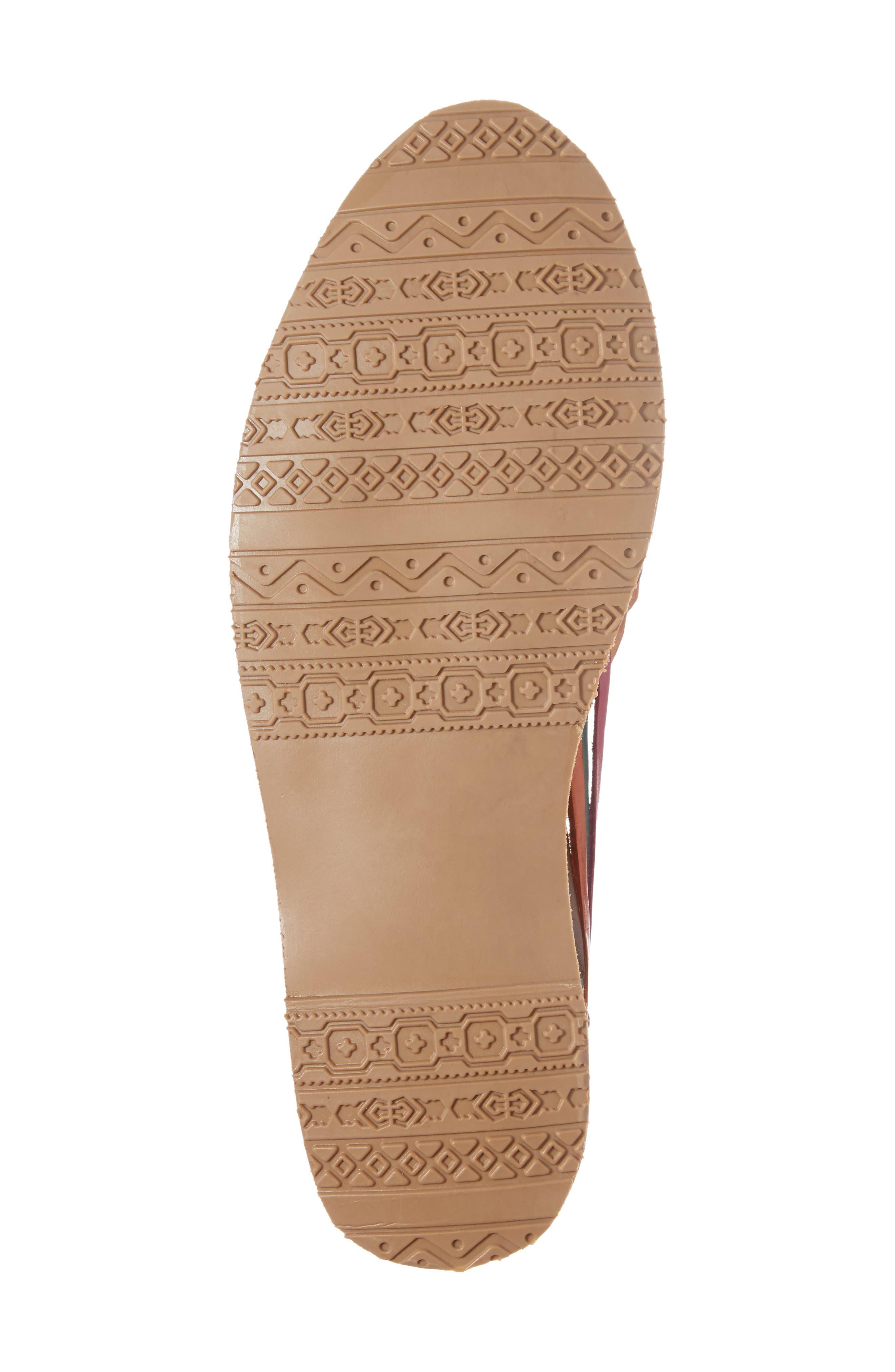Alternate Image 6  - Sbicca Jared Peep Toe Flat (Women)