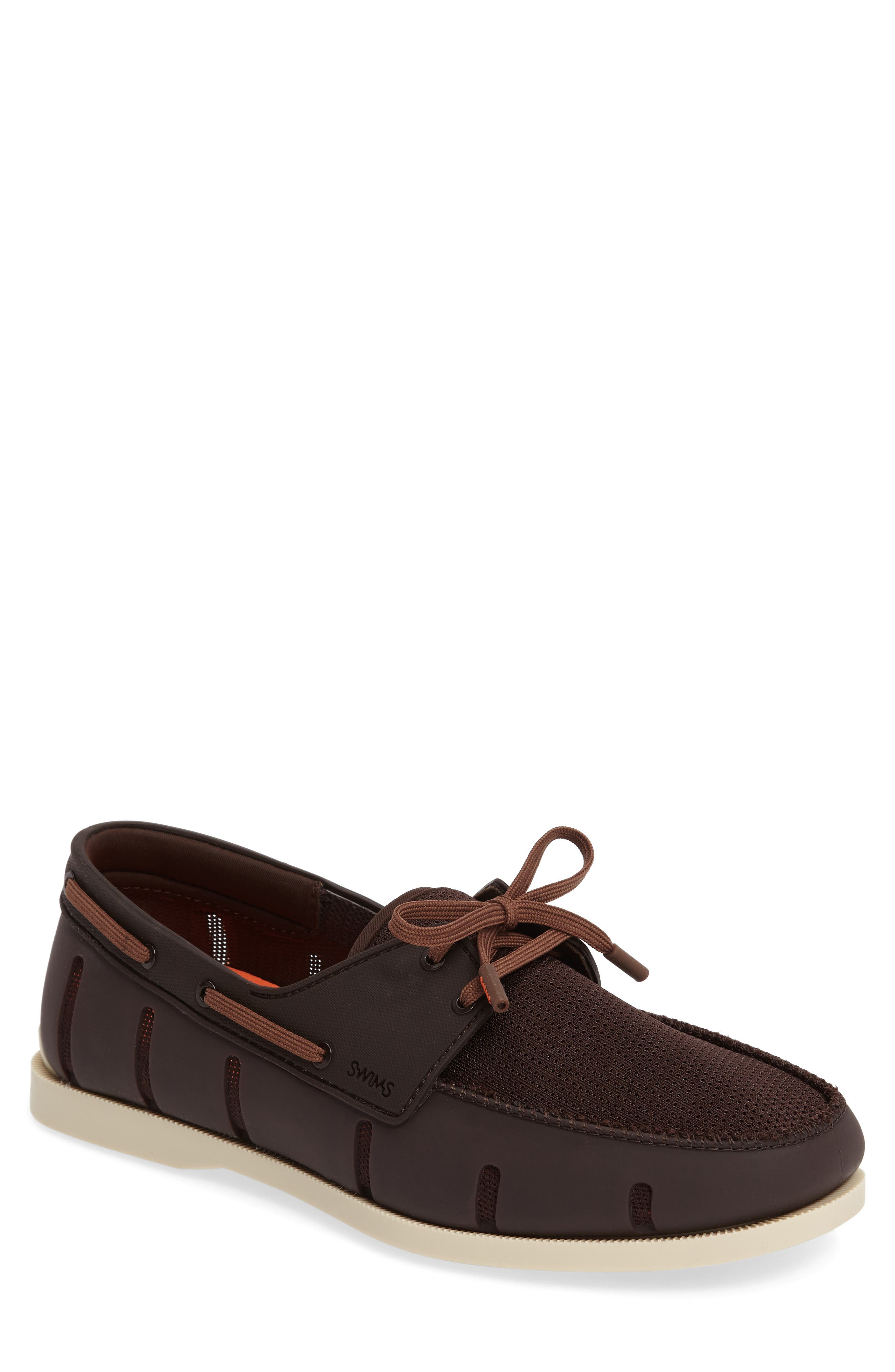 Main Image - Swims 'Boat' Loafer (Men)