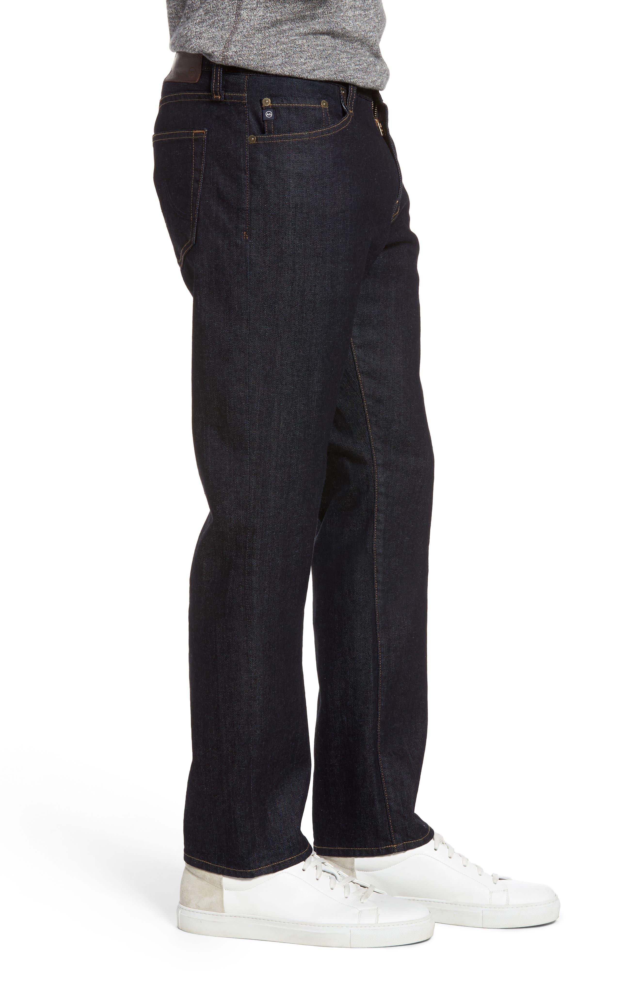 Everett Slim Straight Leg Jeans,                             Alternate thumbnail 3, color,                             Highway