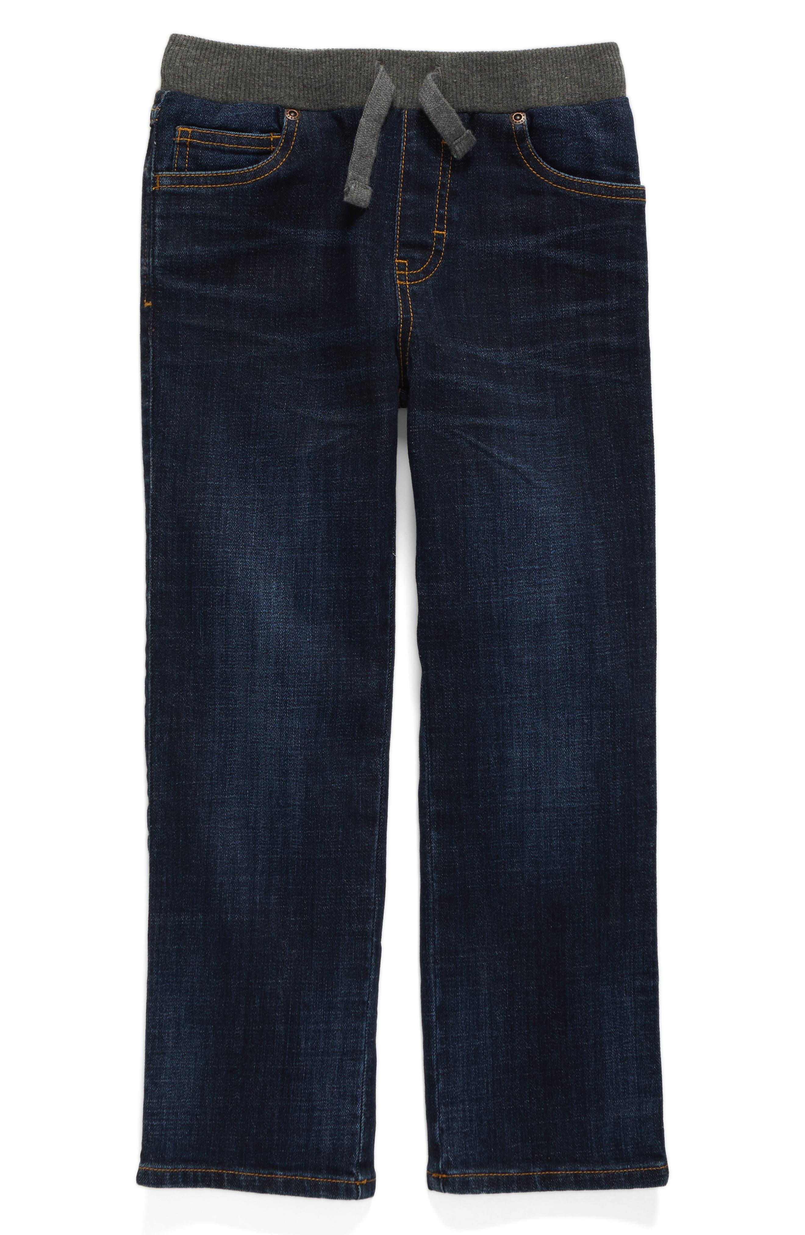 Main Image - Tucker + Tate Straight Leg Jeans (Toddler Boys & Little Boys)
