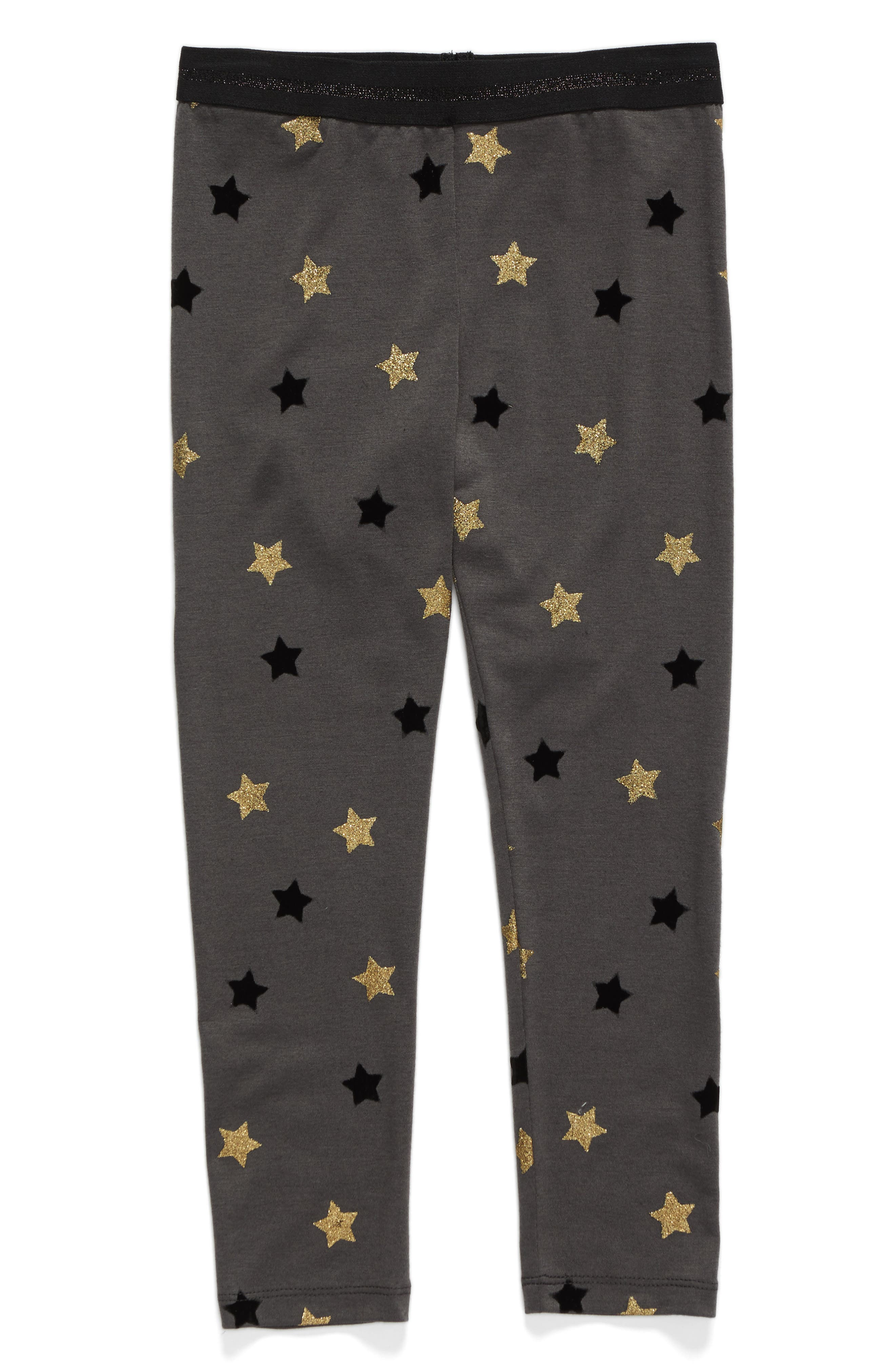 TRULY ME Star Print Leggings