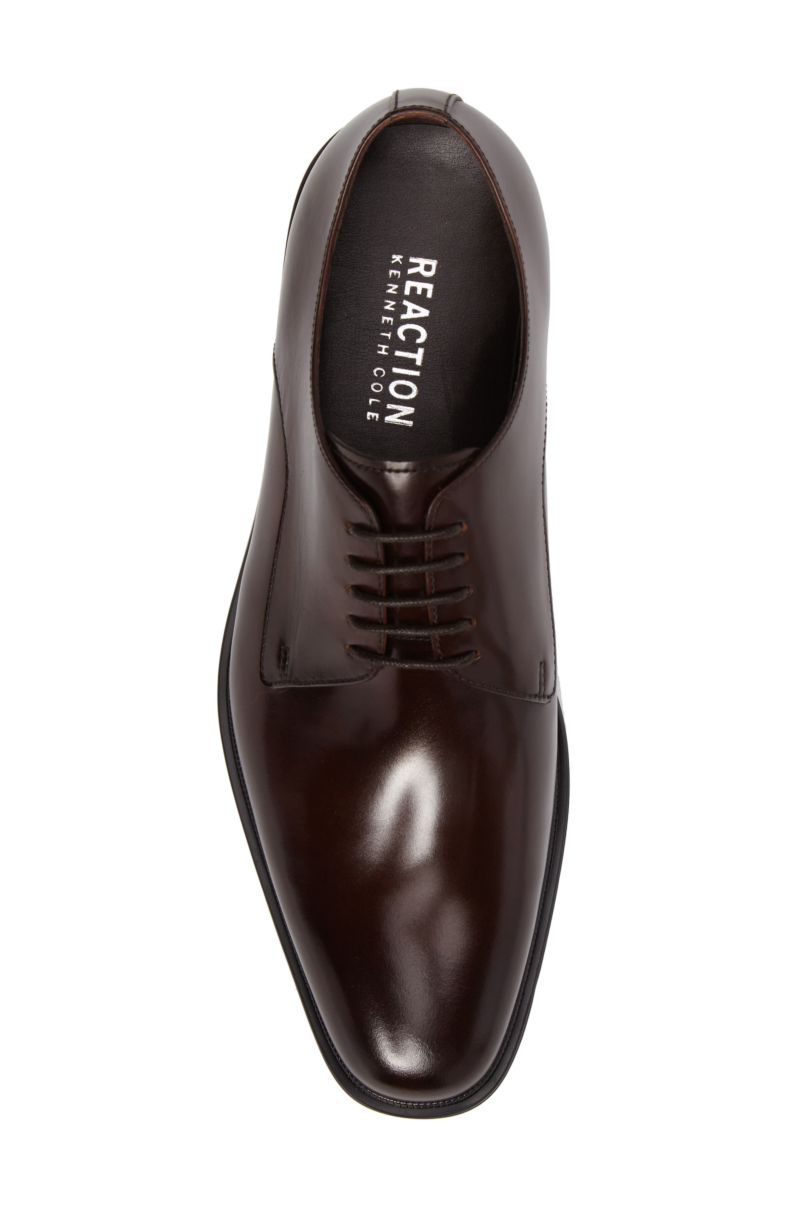 Alternate Image 5  - Reaction Kenneth Cole Design 20191 Plain-Toe Derby (Men)