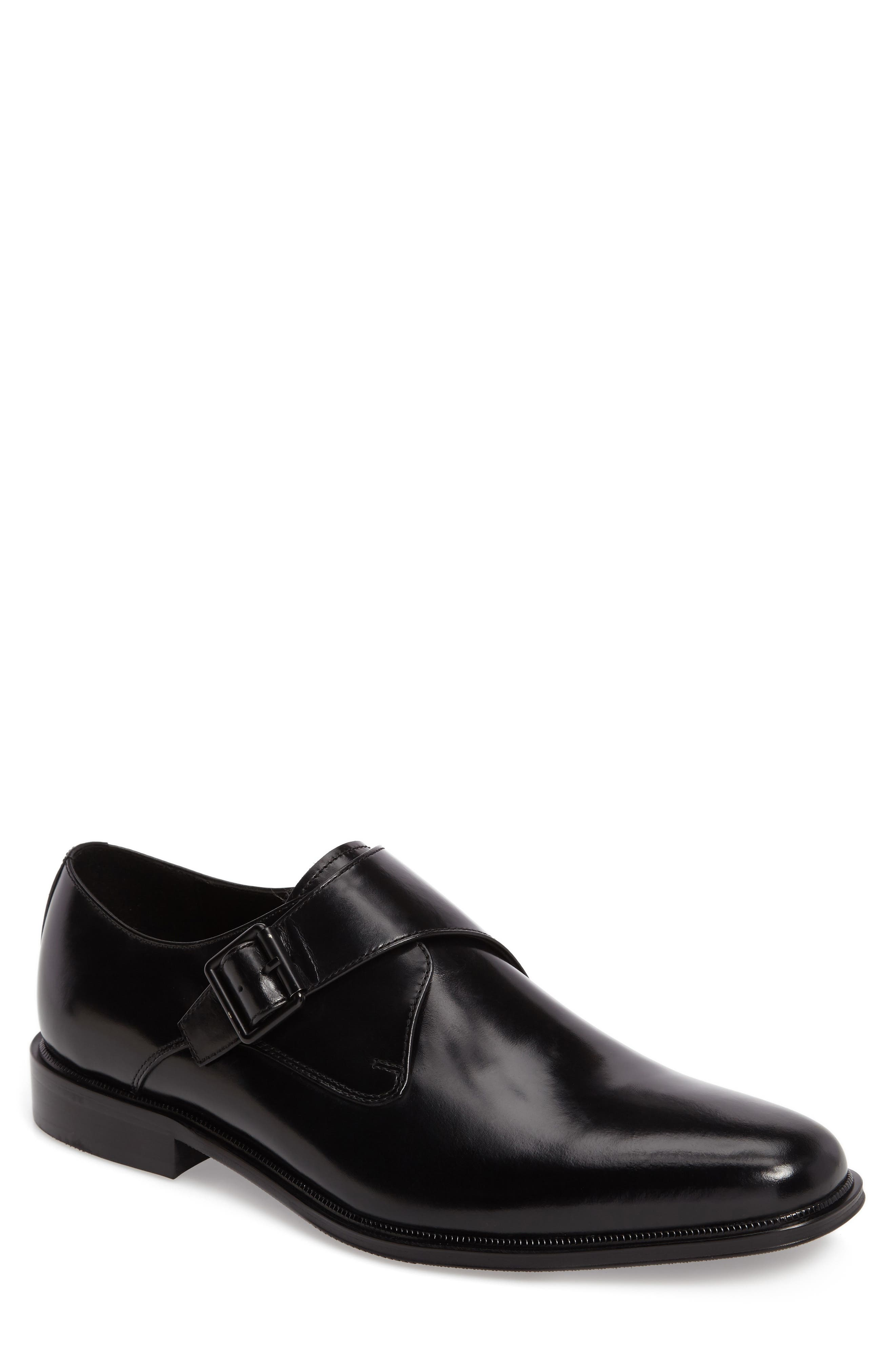 Reaction Kenneth Cole Design 20194 Monk Strap Shoe (Men)