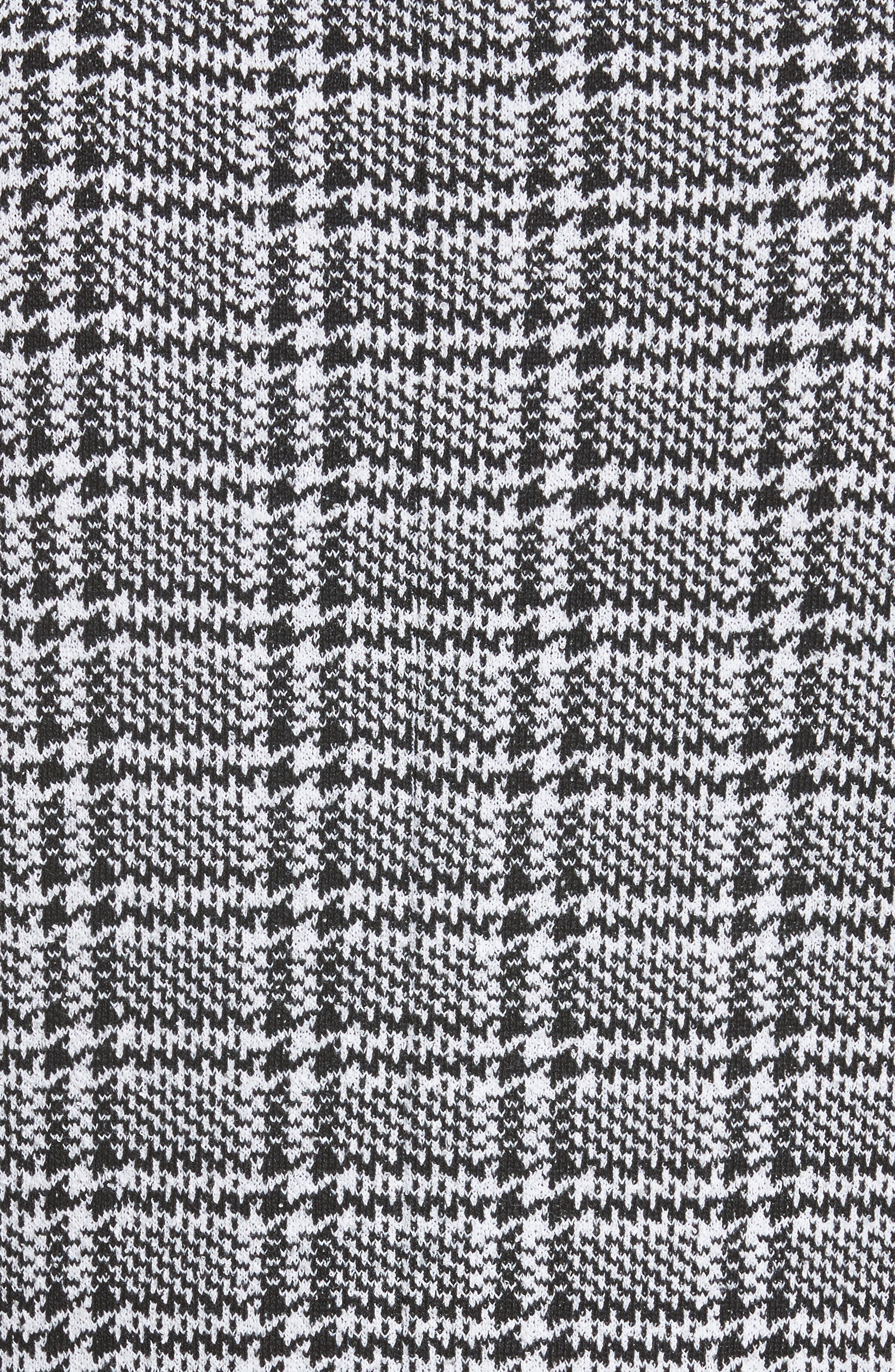 Alternate Image 5  - St. John Collection Mini Houndstooth Plaid Jacket
