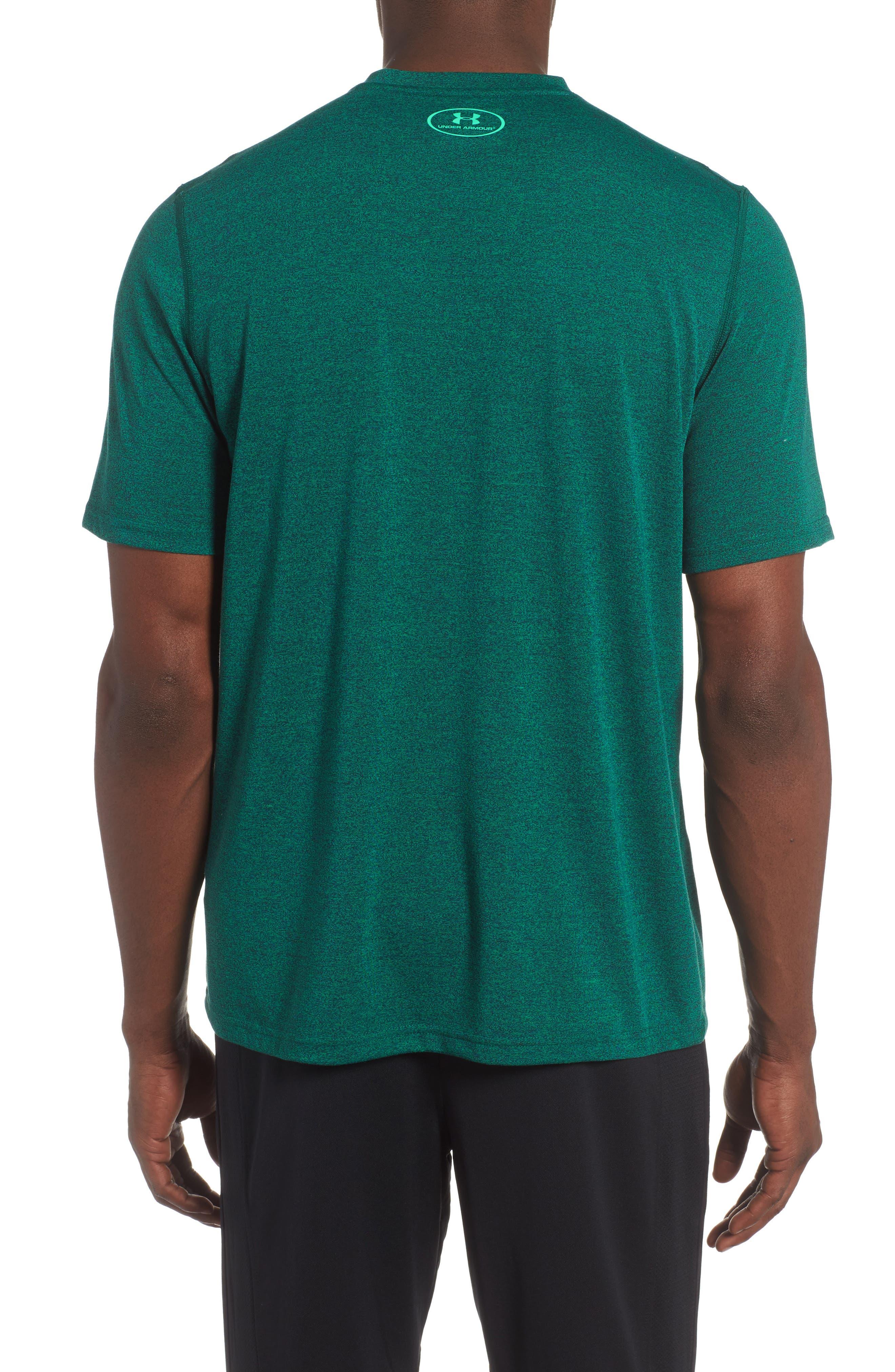 Threadborne Siro Regular Fit T-Shirt,                             Alternate thumbnail 2, color,                             Blue Marker/ Vapor Green